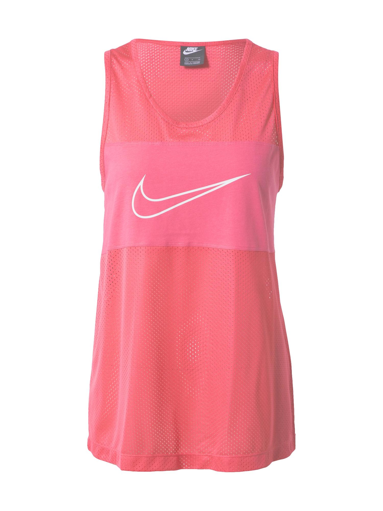 Nike Sportswear Sportovní top  pink