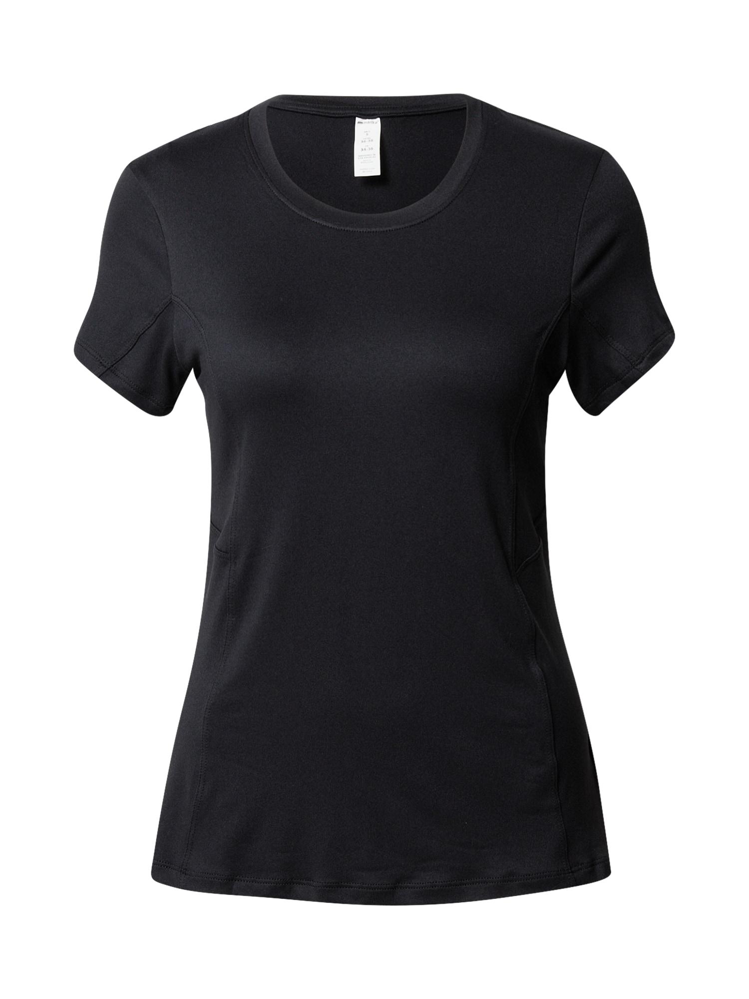 Marika Funkční tričko  černá