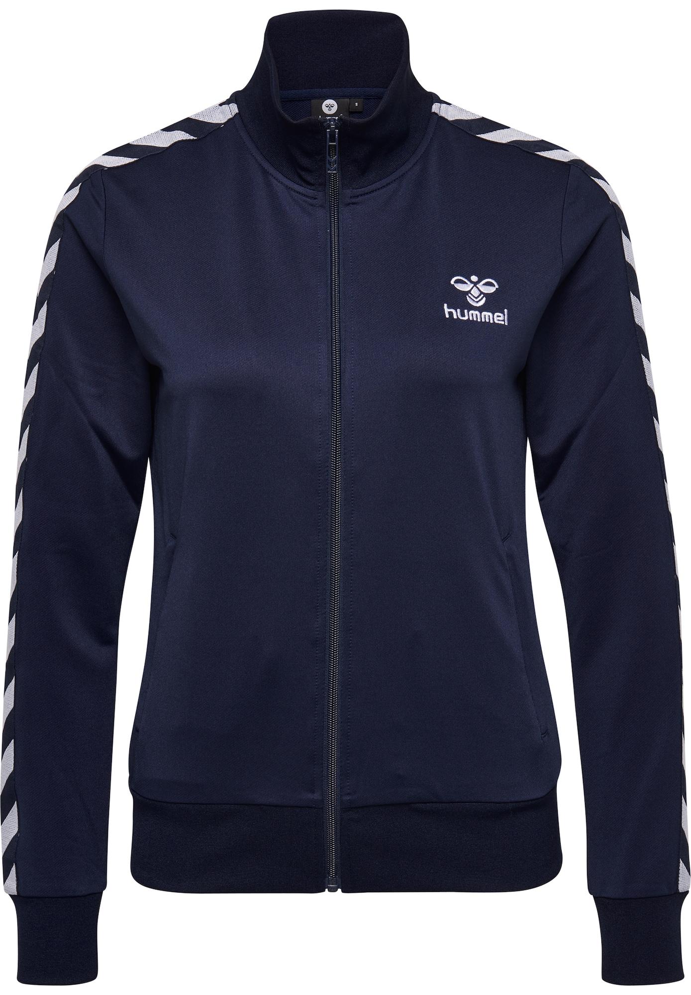 Zip Jacket | Sportbekleidung > Sportwesten > Steppwesten | Hummel