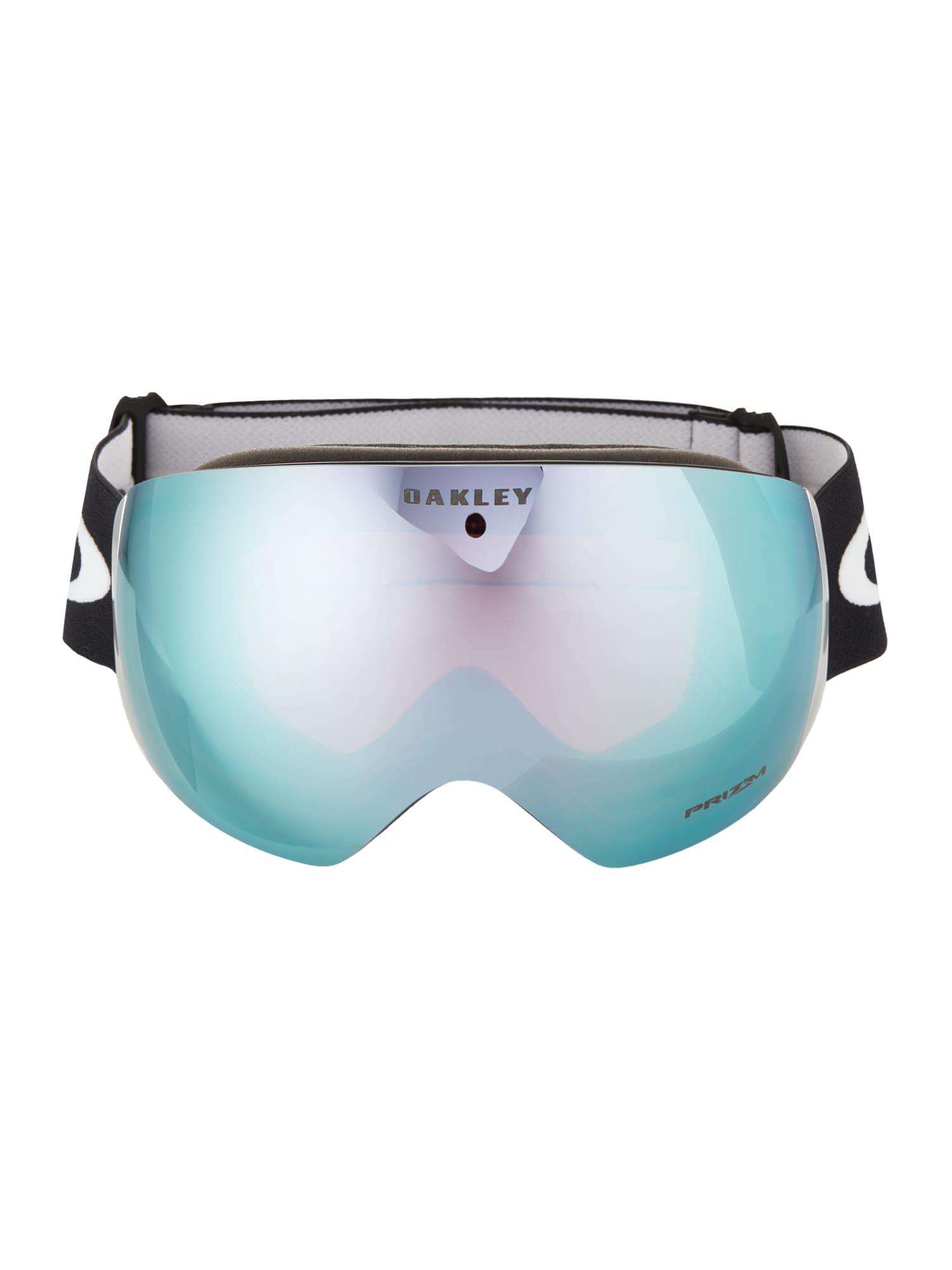 OAKLEY Sportiniai akiniai 'Flight Deck' safyro / juoda