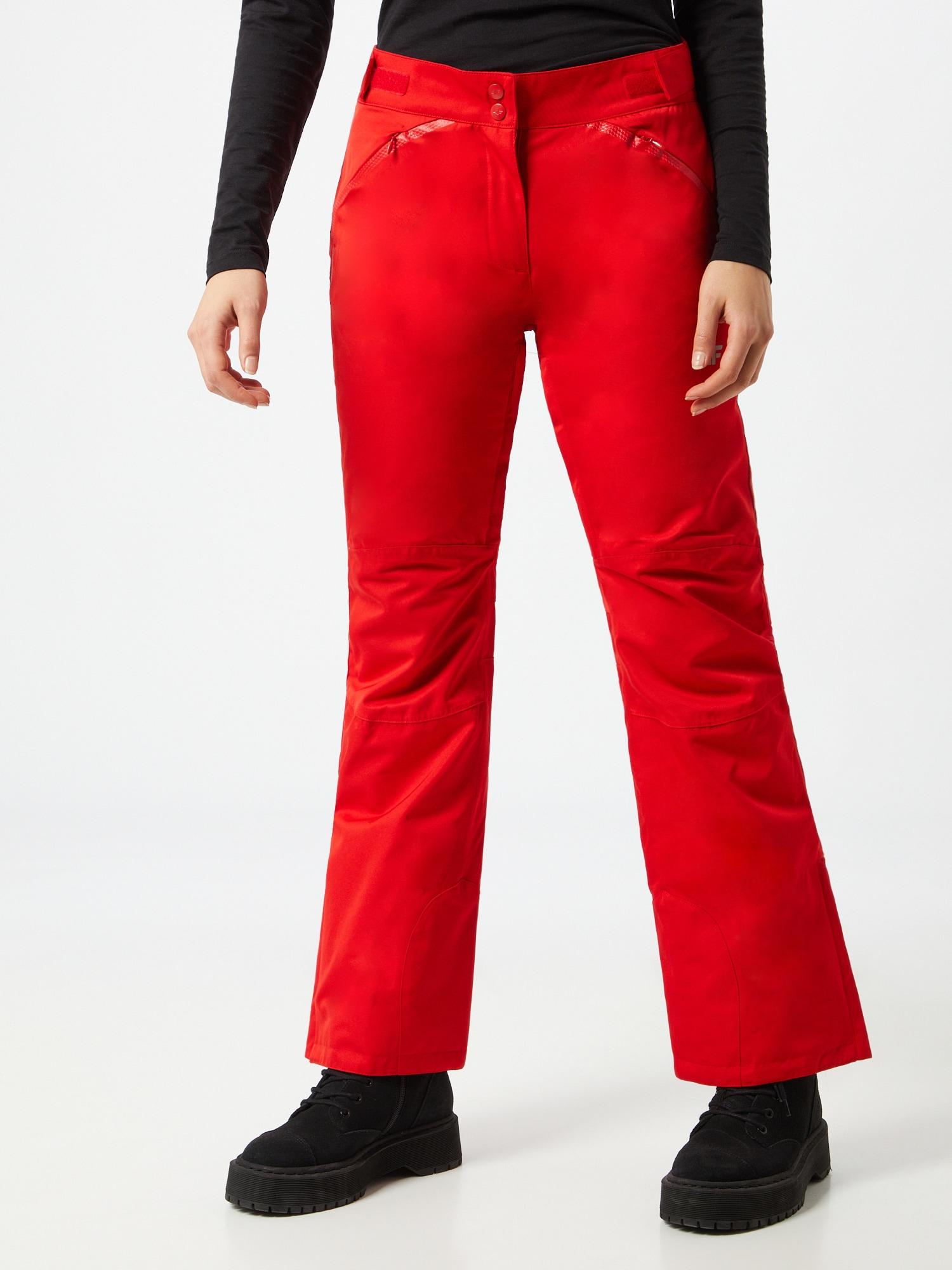 4F Outdoorbyxa  röd