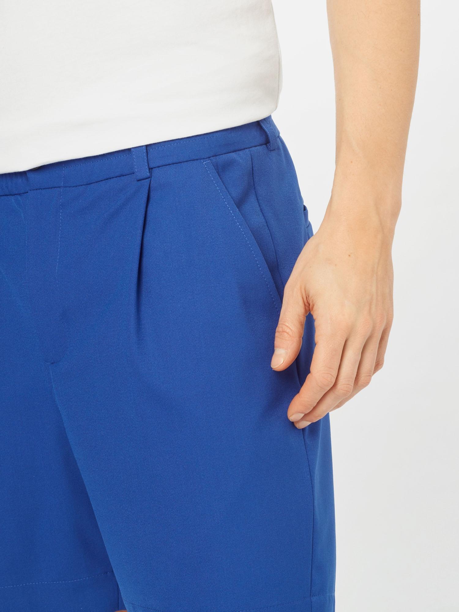 Libertine-Libertine Plisované nohavice 'Uptown'  nebesky modrá.