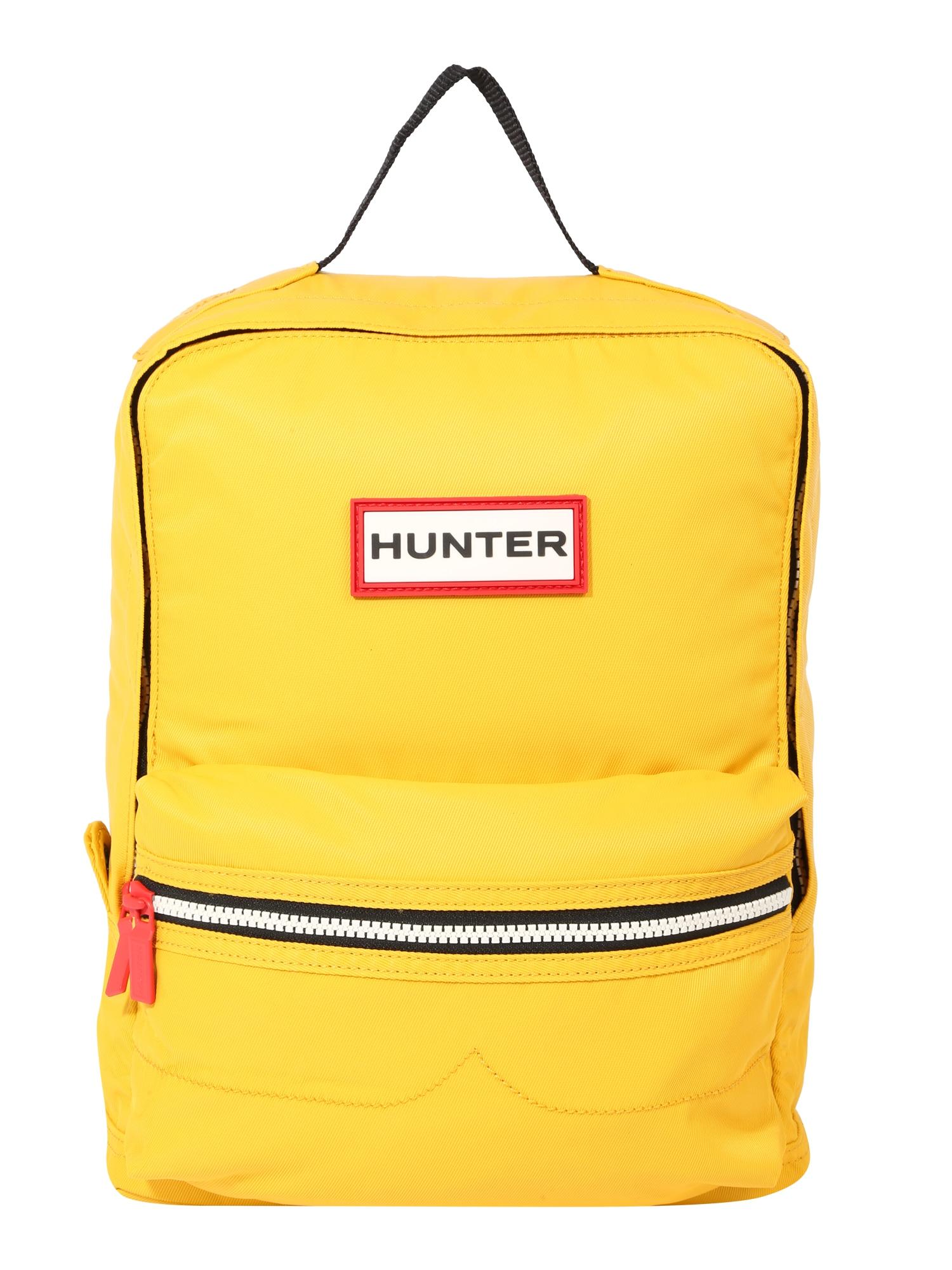 HUNTER Kuprinė geltona