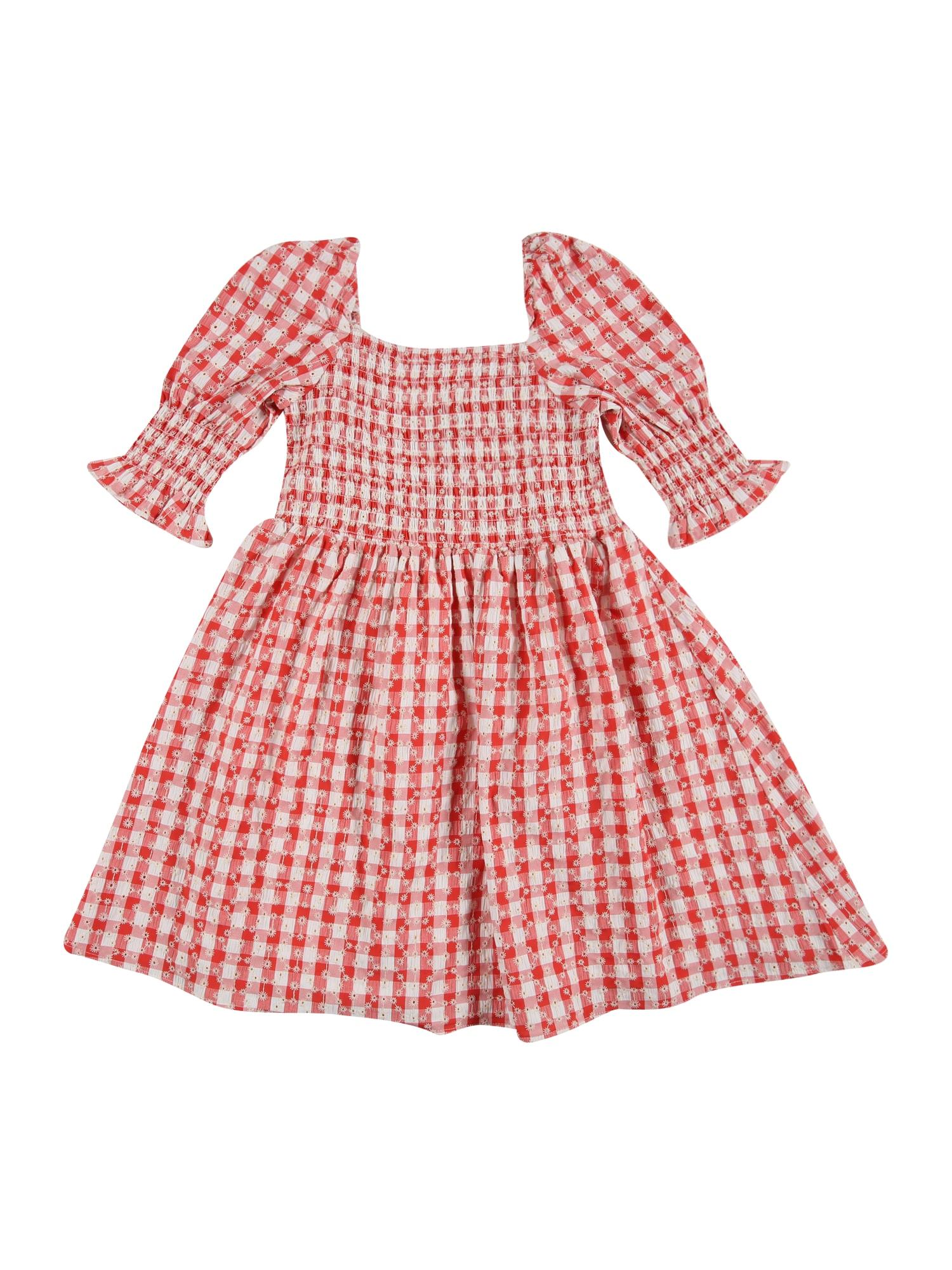 Bardot Junior Suknelė raudona / balta