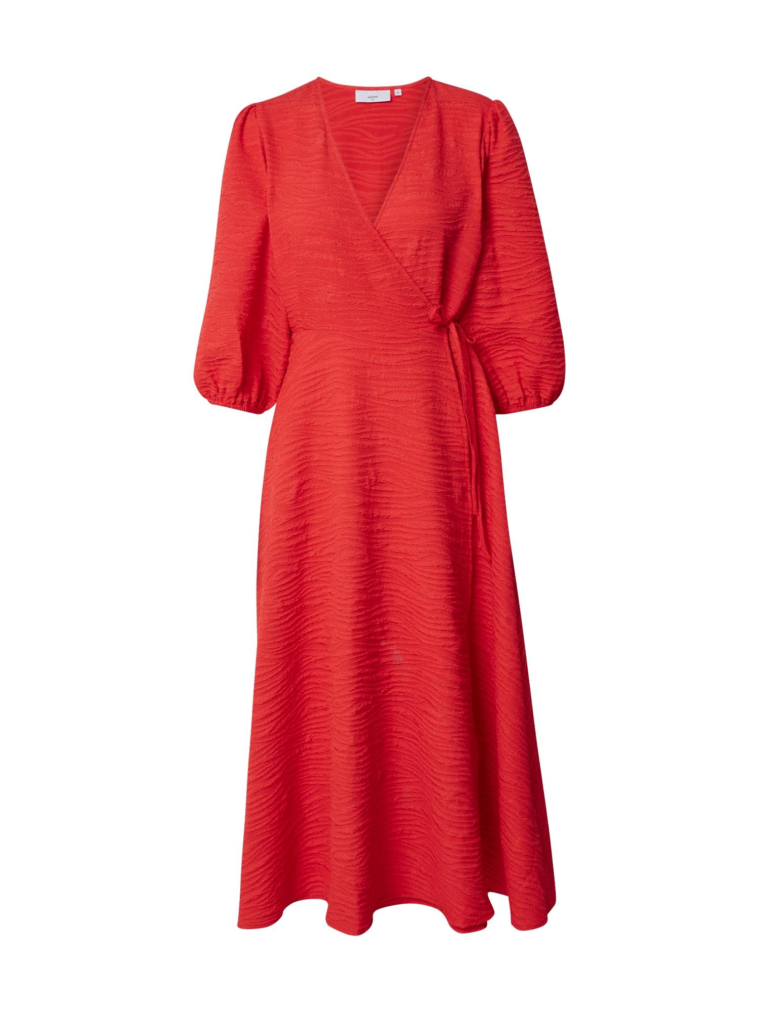 minimum Košilové šaty 'Elmina 9076'  červená