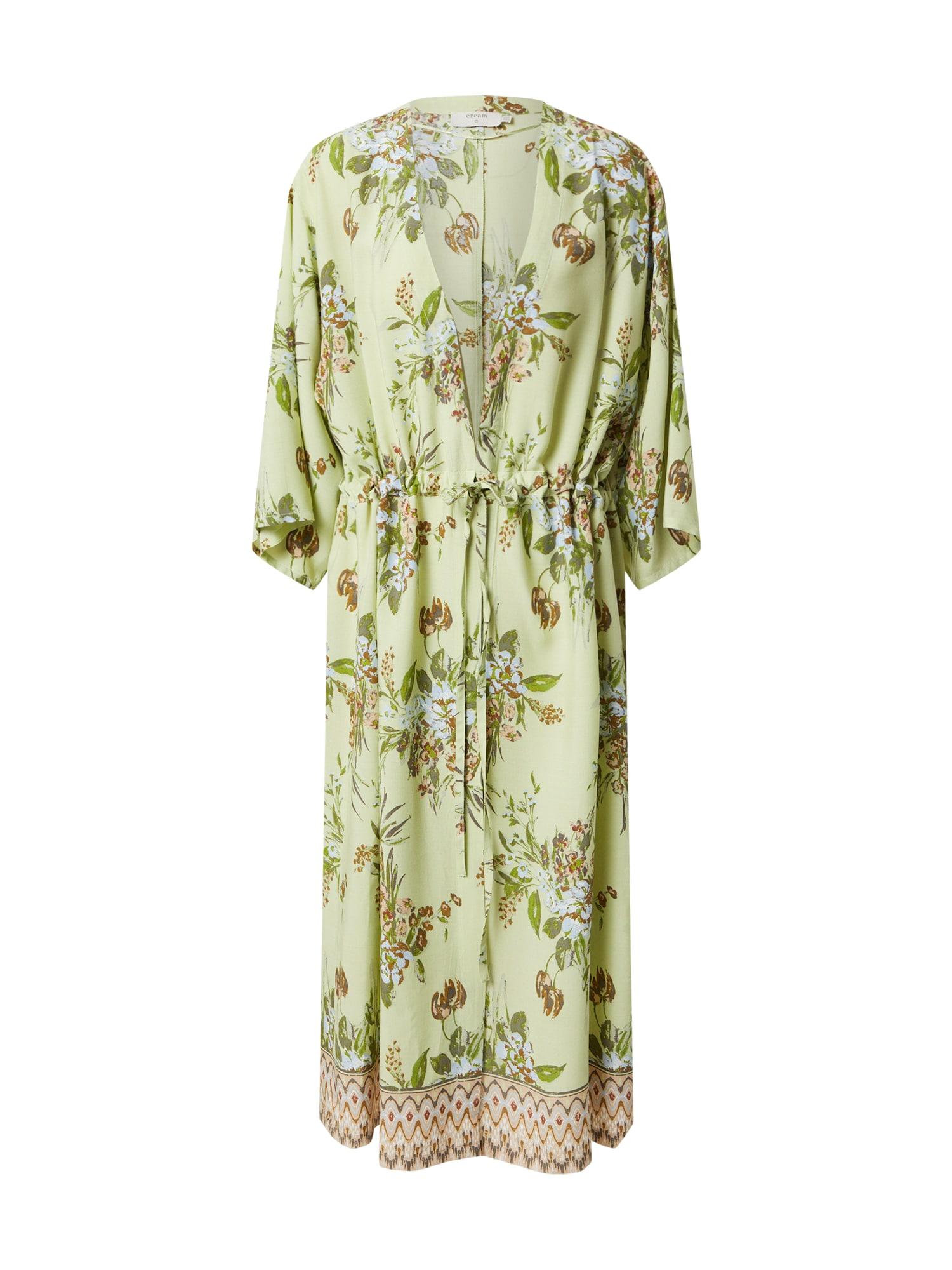 Cream Kimono 'Bahia'  zelená