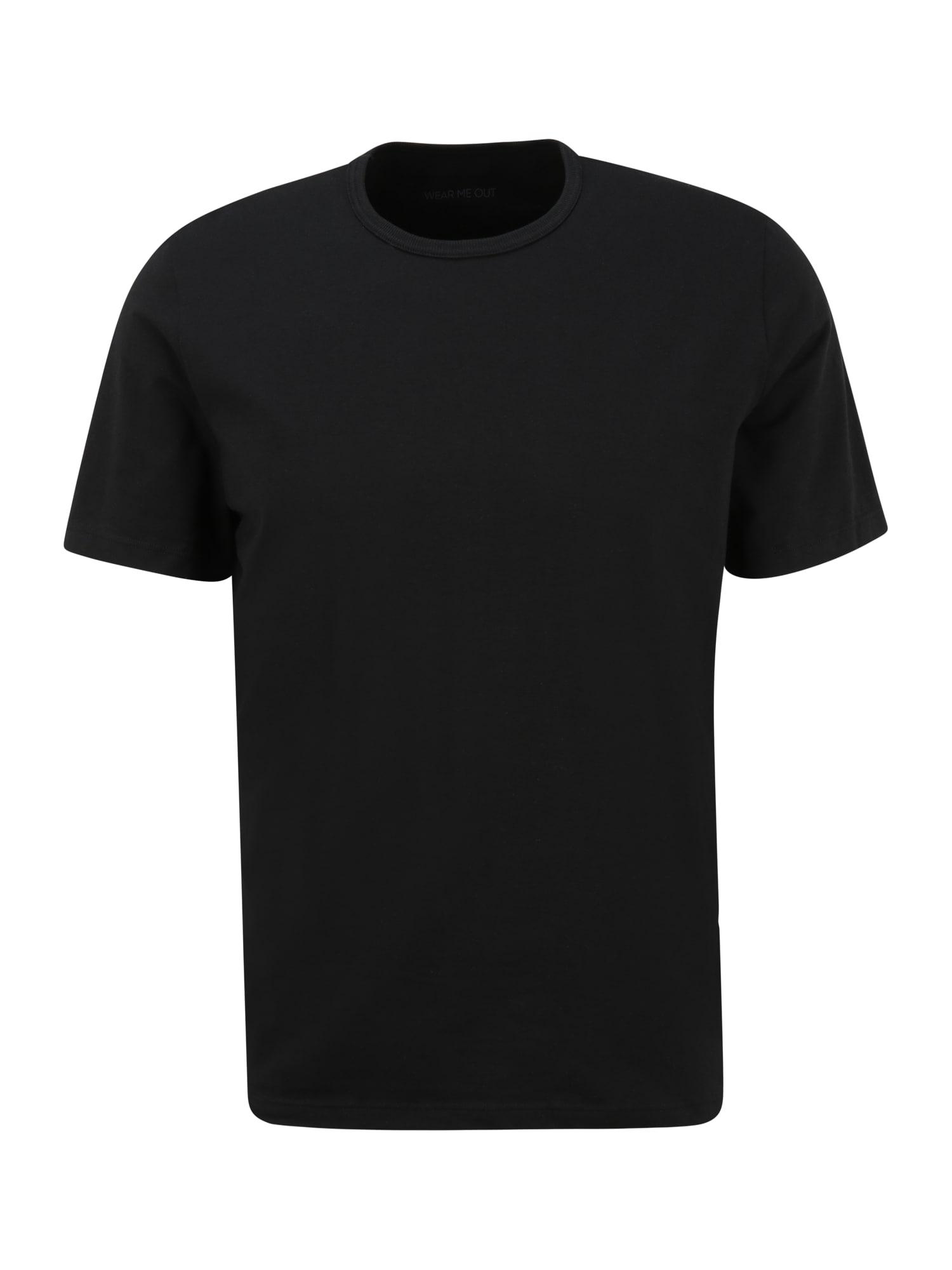SLOGGI Apatiniai marškinėliai juoda