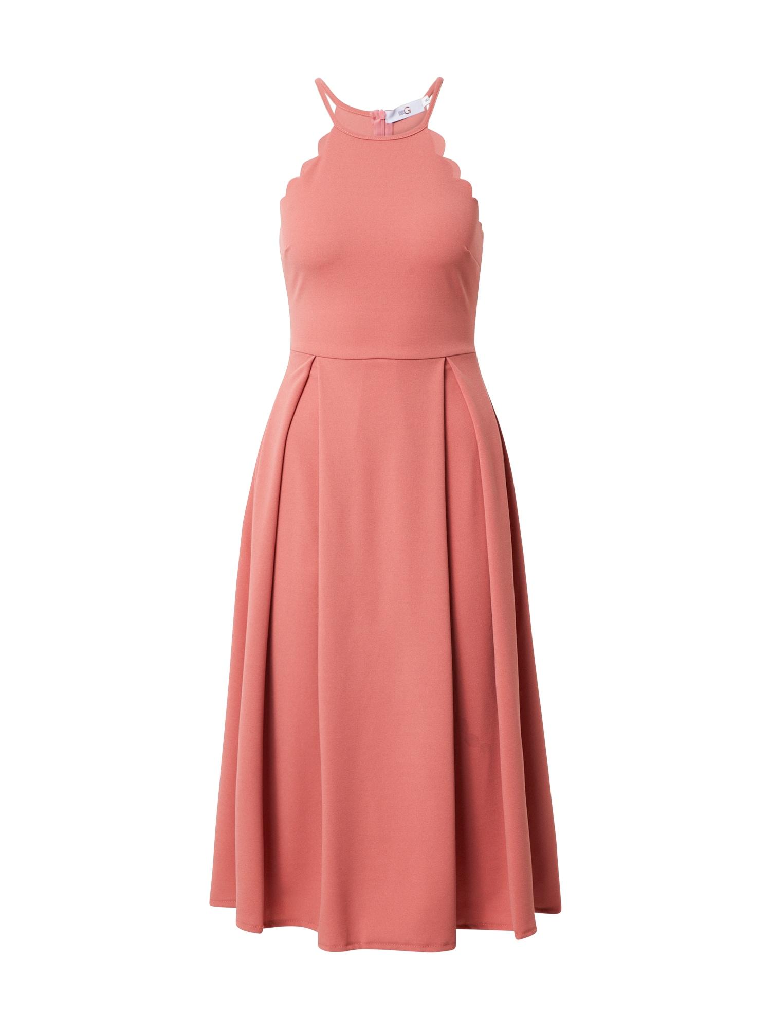 WAL G. Suknelė rožinė