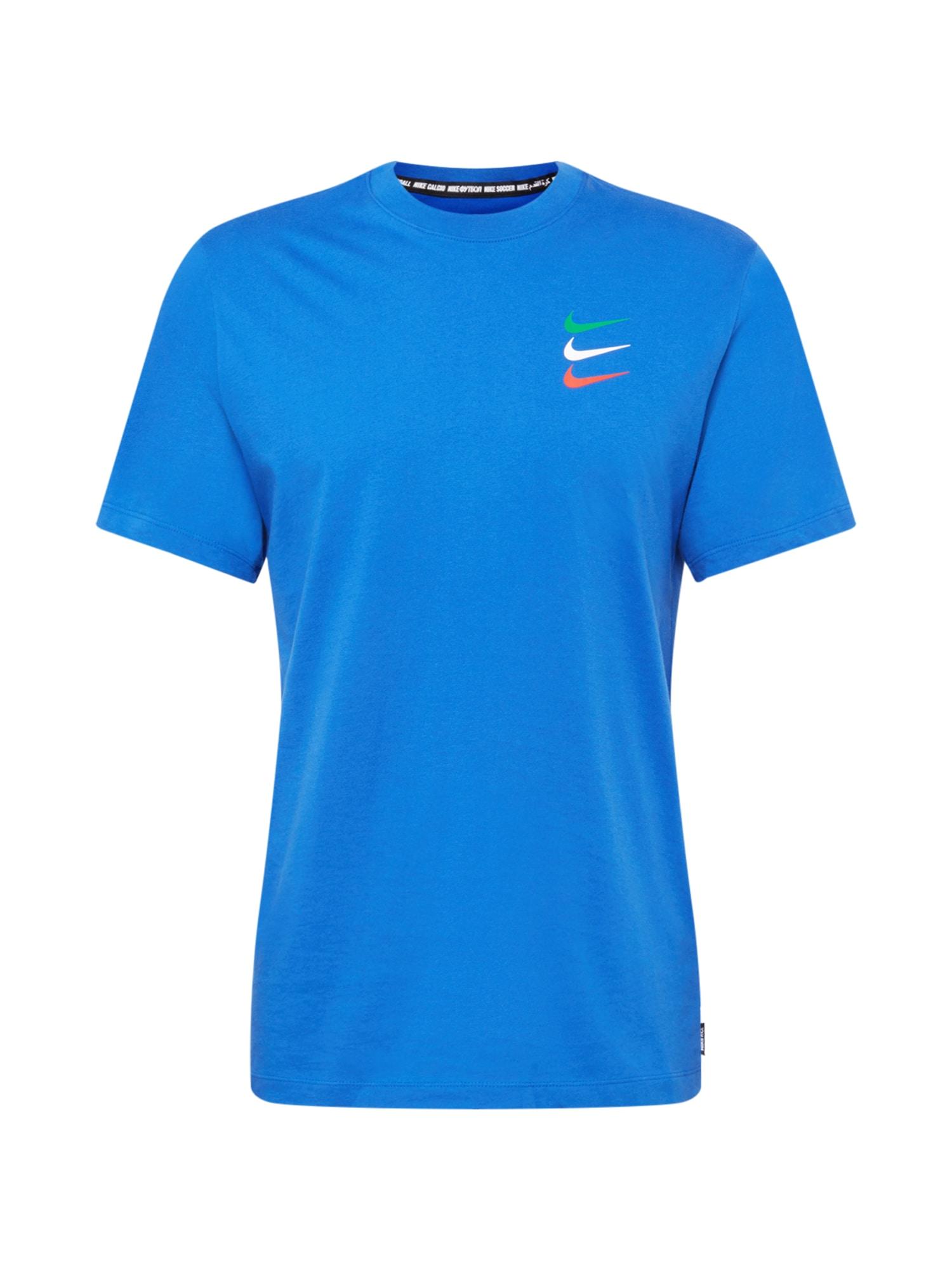 NIKE Funkční tričko  královská modrá