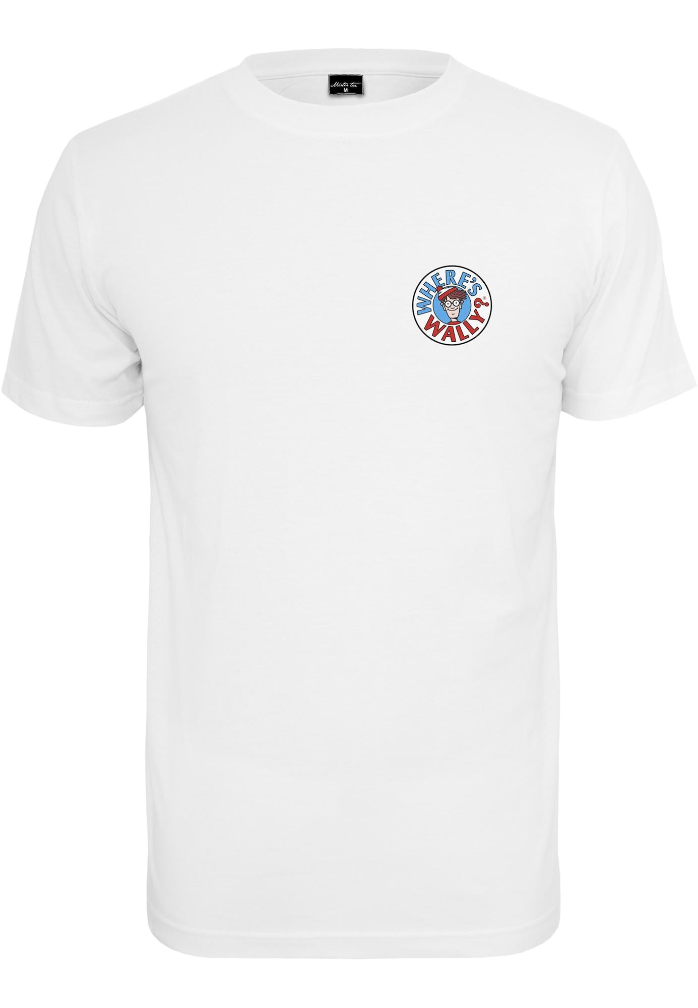 Merchcode Marškinėliai mišrios spalvos / balta