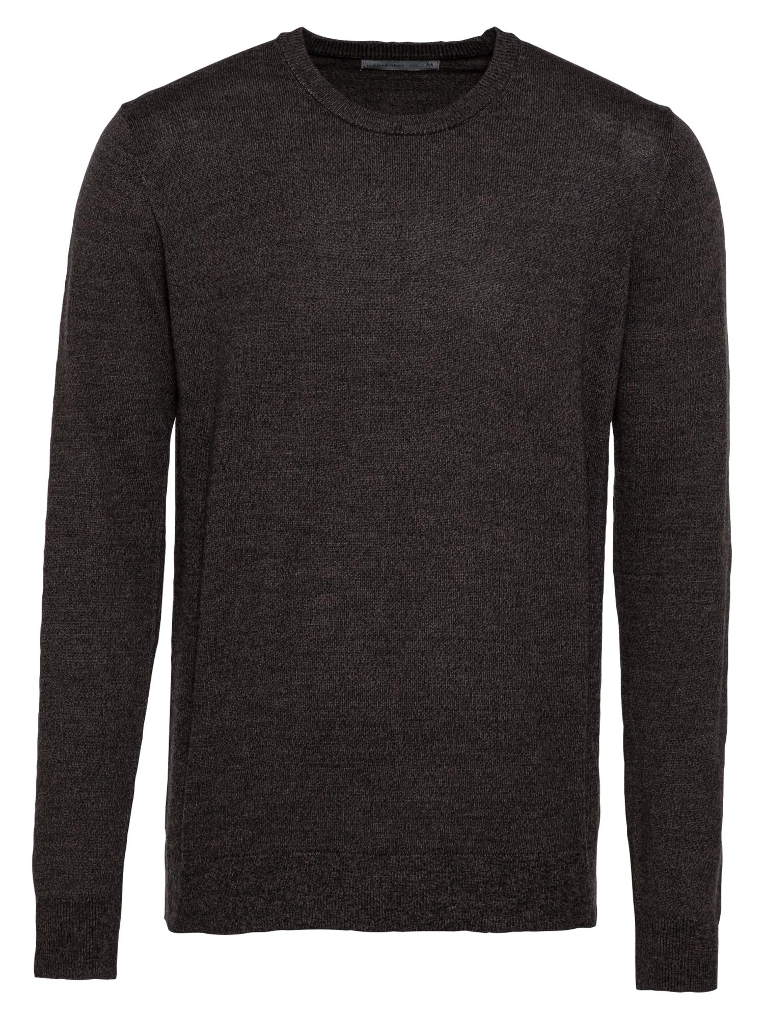 Icebreaker Sportinis megztinis purvo spalva