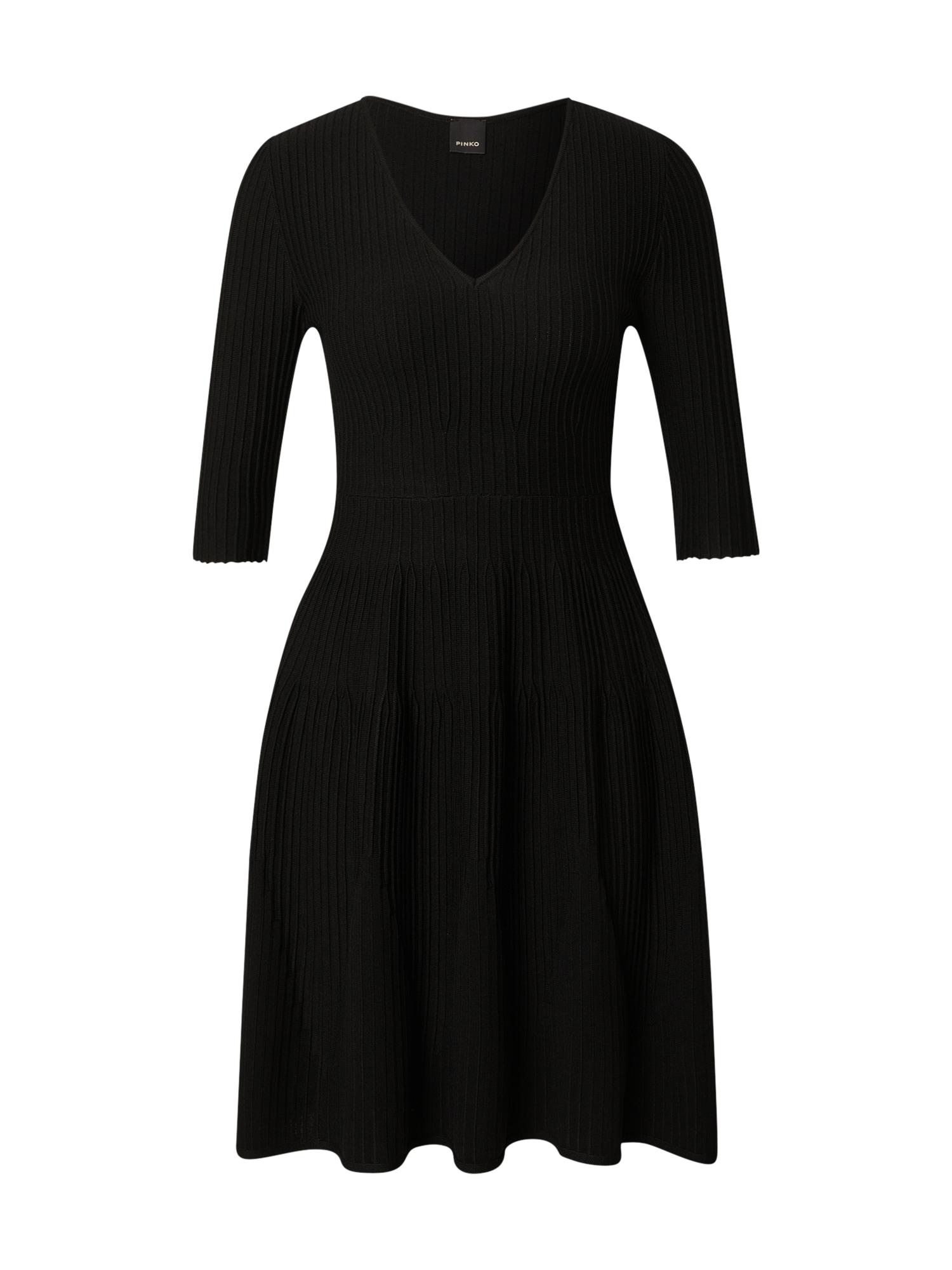 PINKO Suknelė juoda