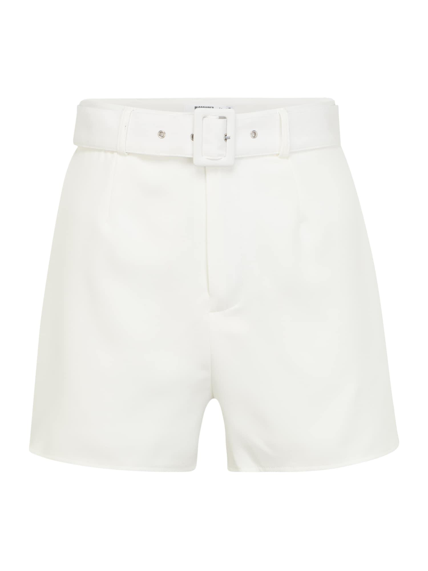 Missguided (Tall) Kelnės balta