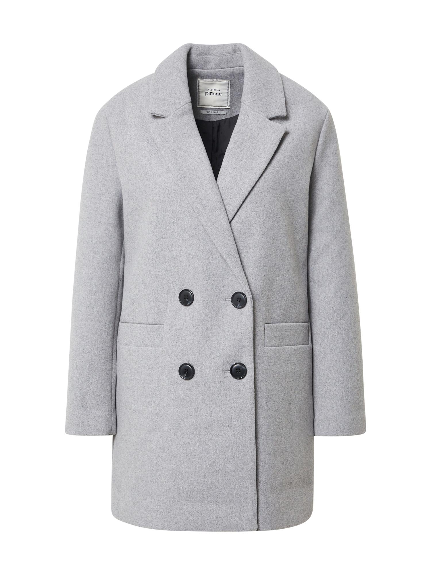 Pimkie Demisezoninis paltas šviesiai pilka