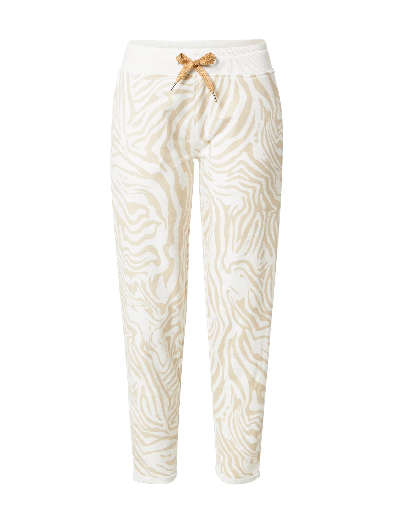 Key Largo Kelnės balta / kupranugario