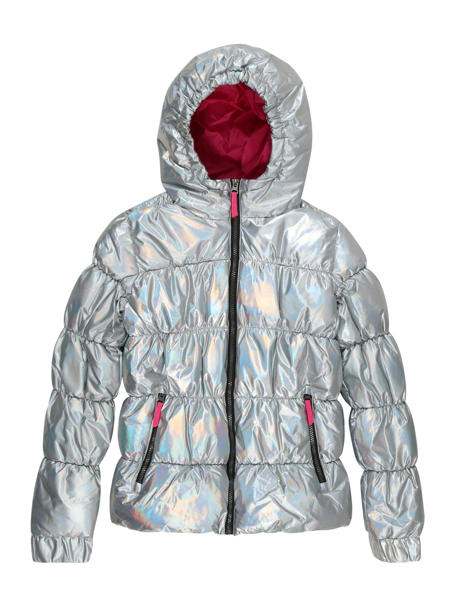 ICEPEAK Žieminė striukė 'KAMIAH' sidabrinė