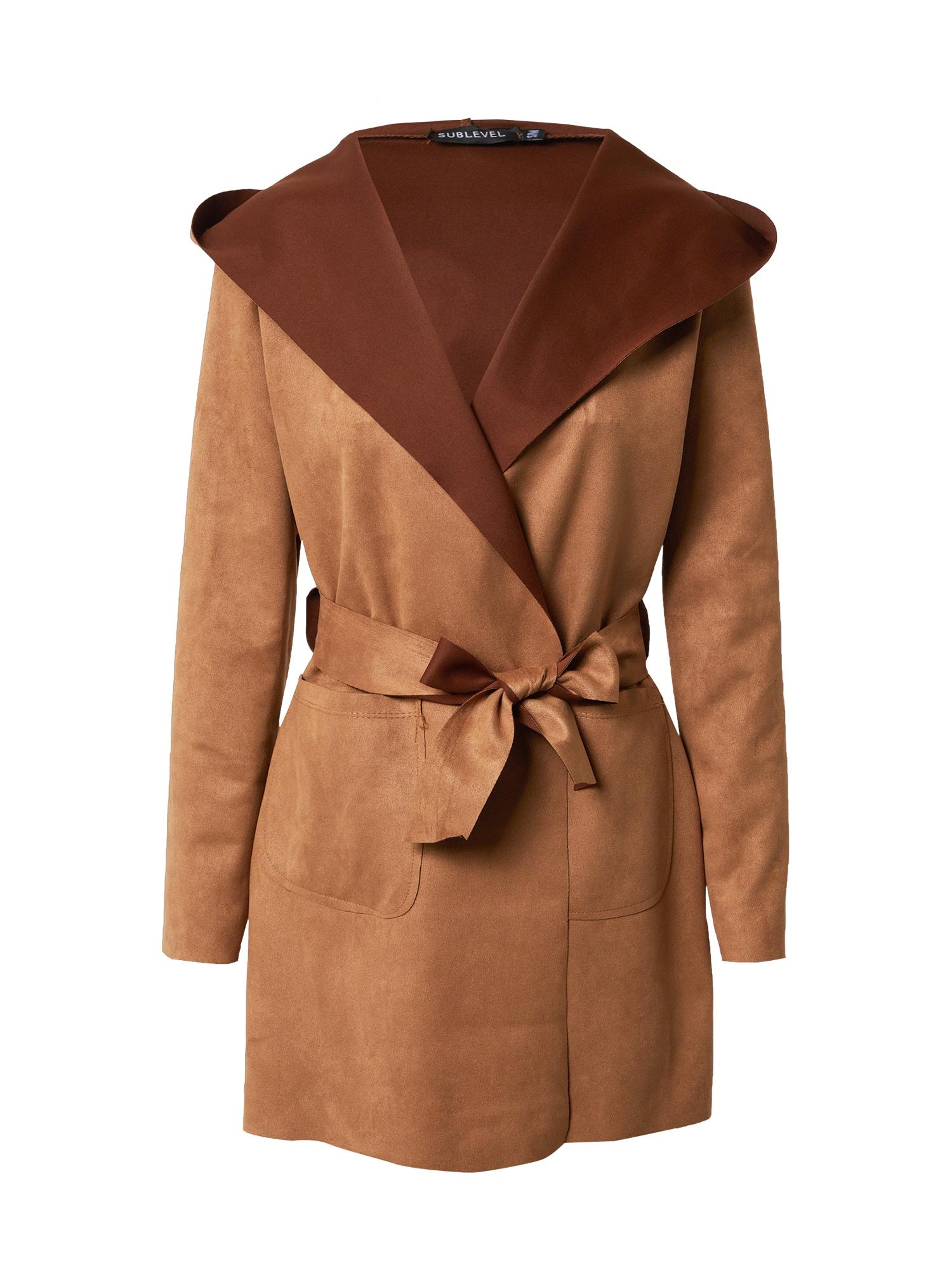 Sublevel Demisezoninis paltas