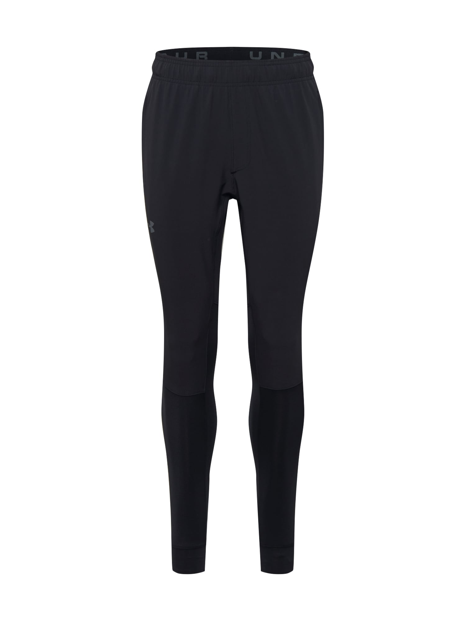 UNDER ARMOUR Sportovní kalhoty 'Hybrid'  černá