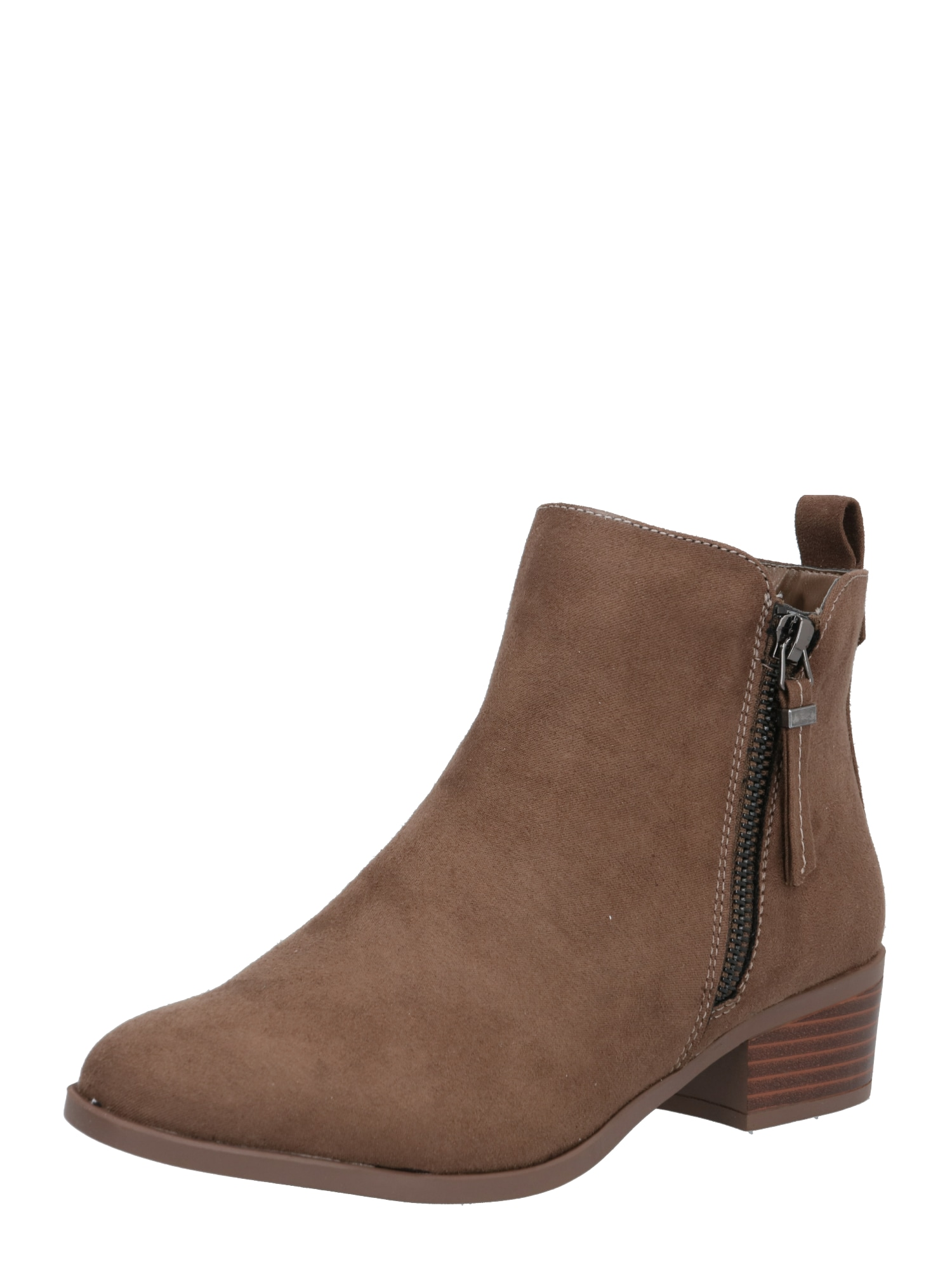 Dorothy Perkins Kulkšnis dengiantys batai šviesiai ruda