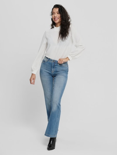 Jdy Flora Life Flared High Waisted Jeans