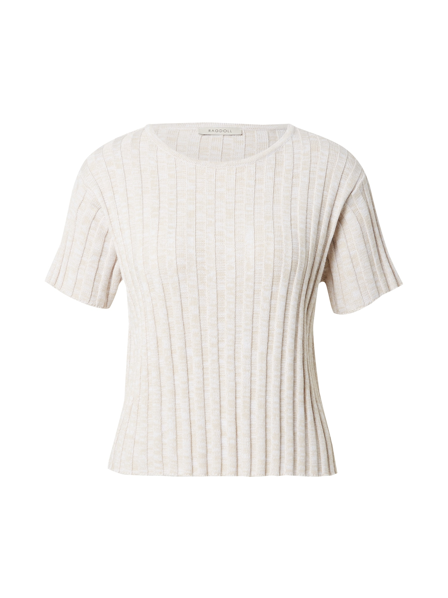 Ragdoll LA Megztinis marga smėlio spalva