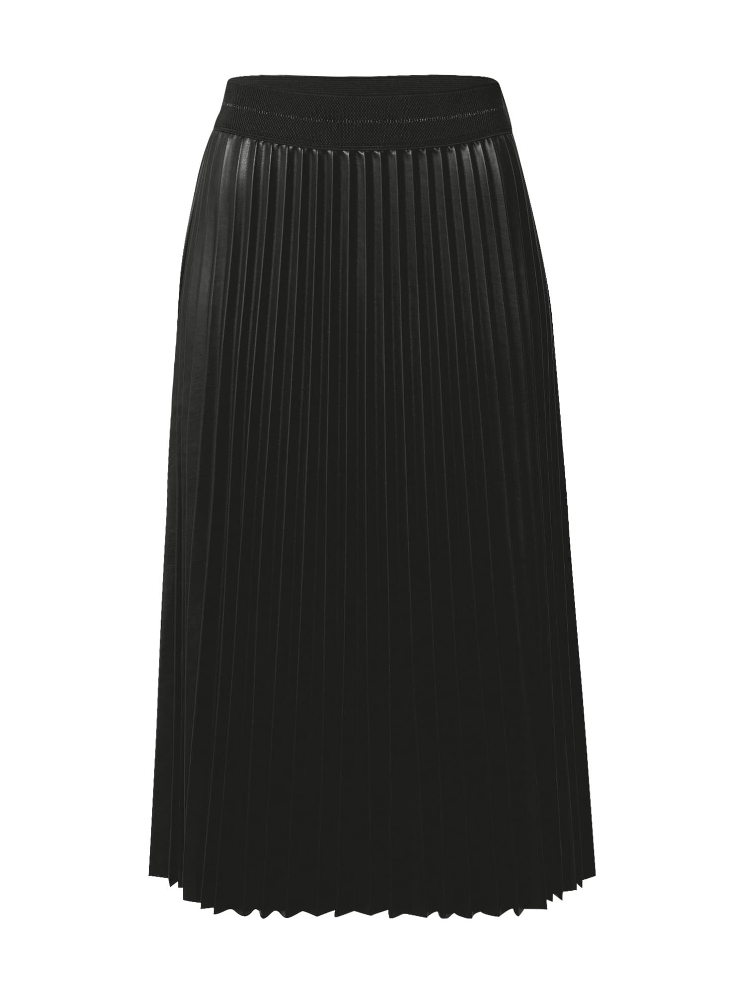 s.Oliver BLACK LABEL Sukně  černá