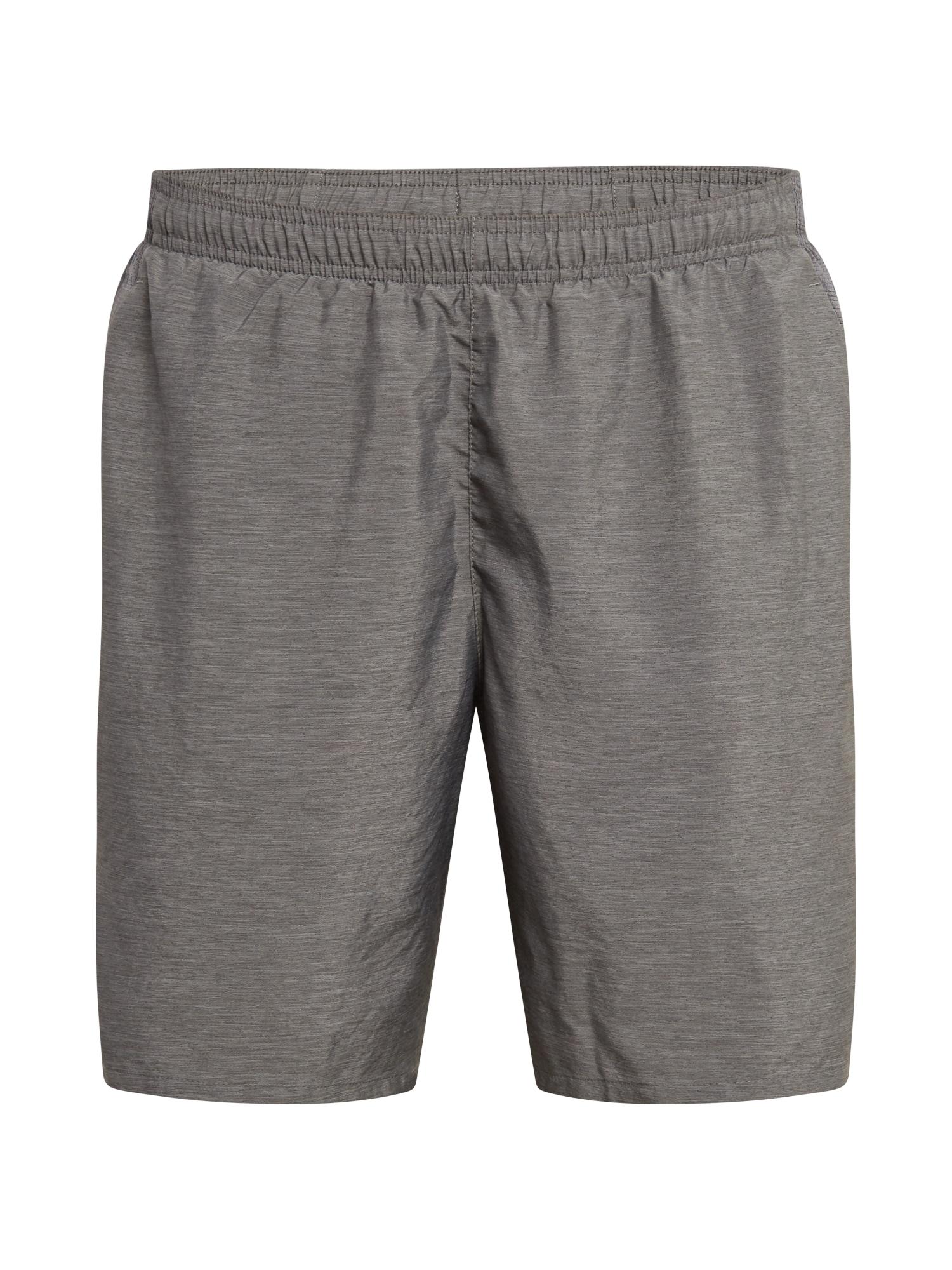 NIKE Sportovní kalhoty  šedá