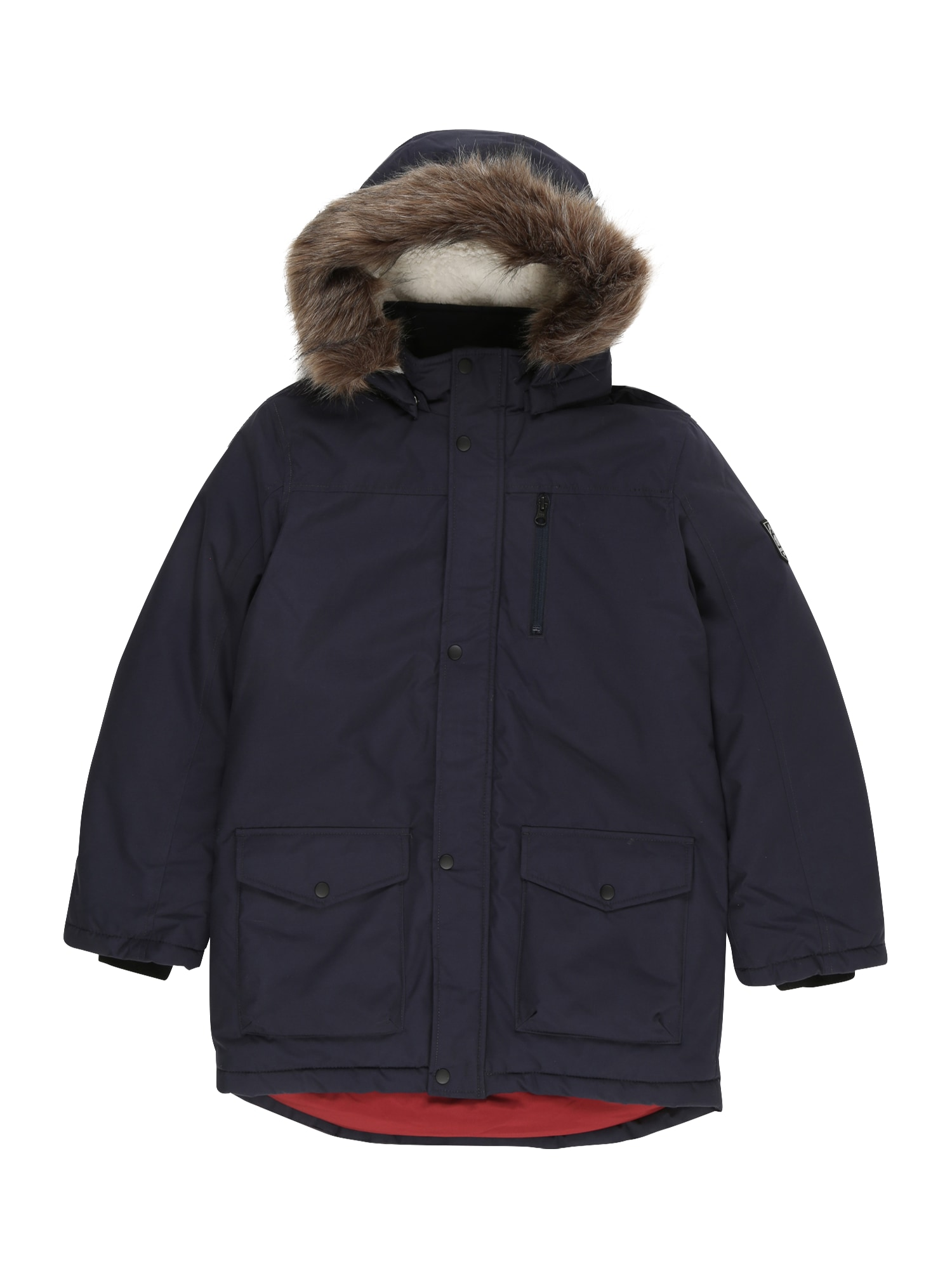 NAME IT Zimní bunda  indigo