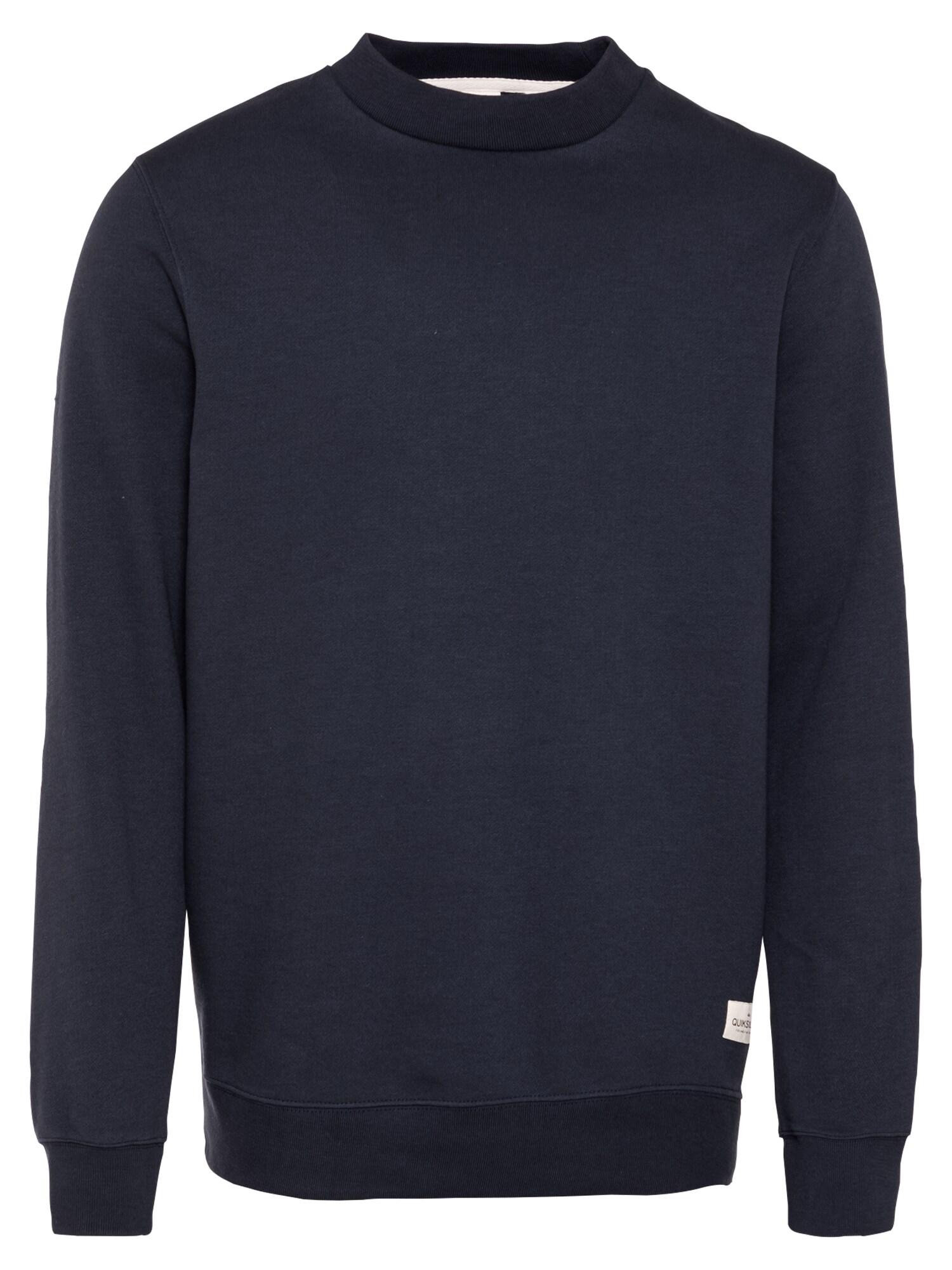 QUIKSILVER Sportinio tipo megztinis tamsiai mėlyna