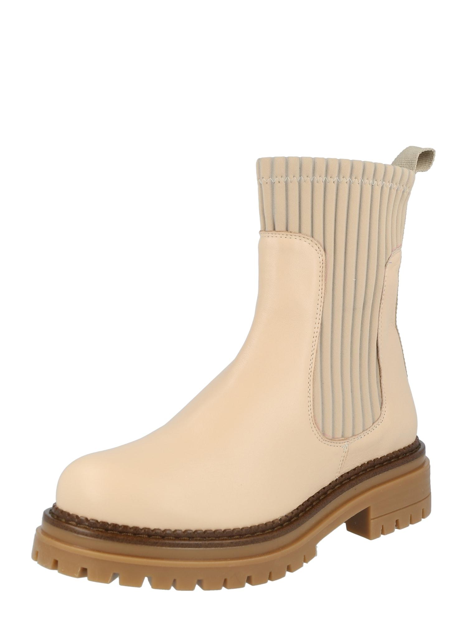 """Ca Shott """"Chelsea"""" batai smėlio / rausvai pilka"""