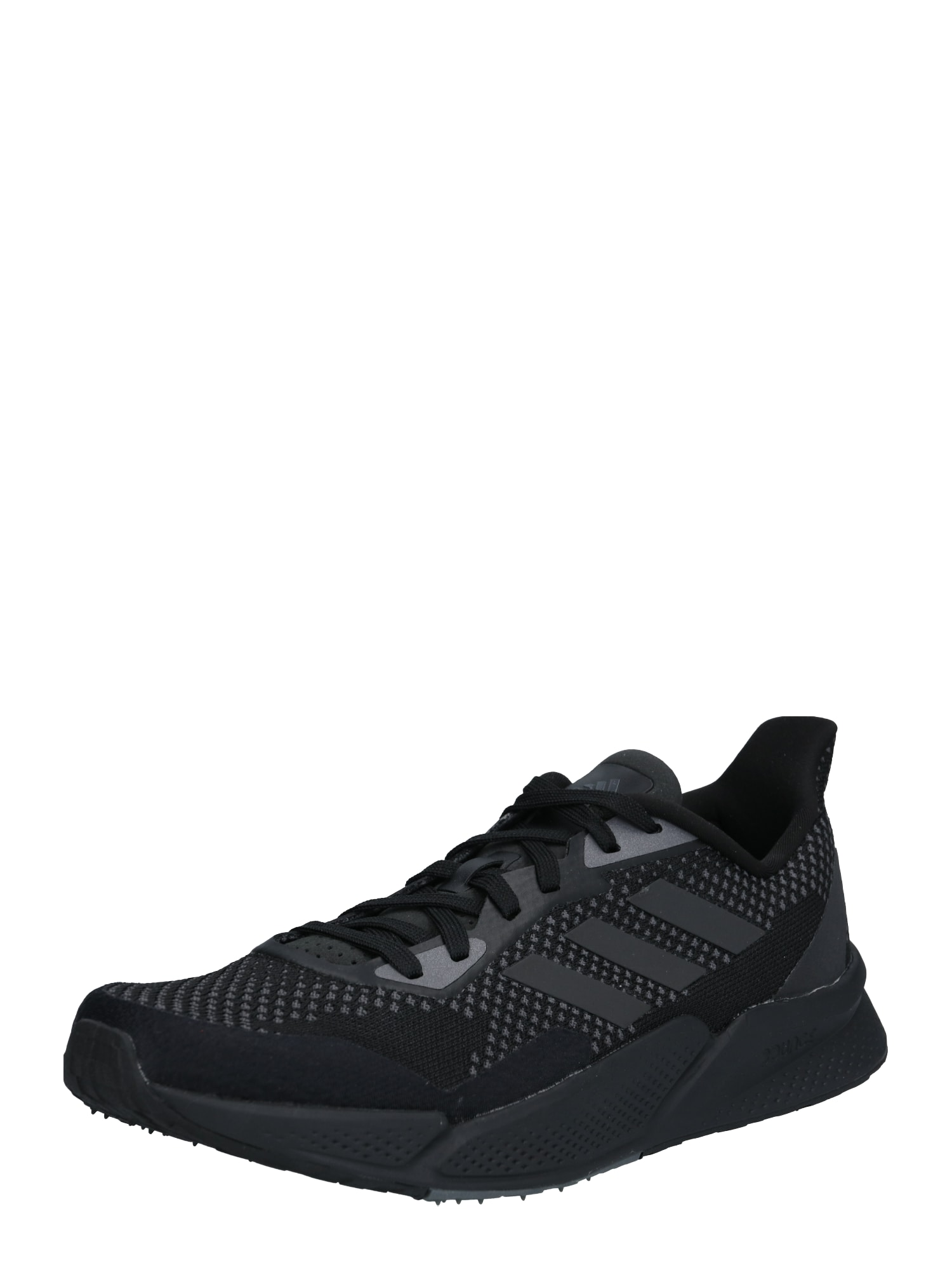 ADIDAS PERFORMANCE Bėgimo batai juoda / antracito spalva