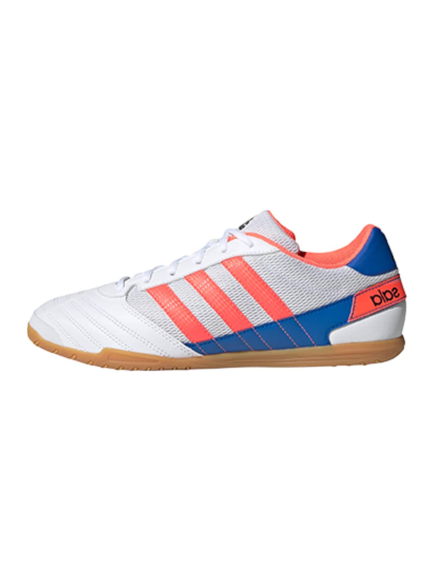 ADIDAS PERFORMANCE Futbolo bateliai balta / raudona / mėlyna