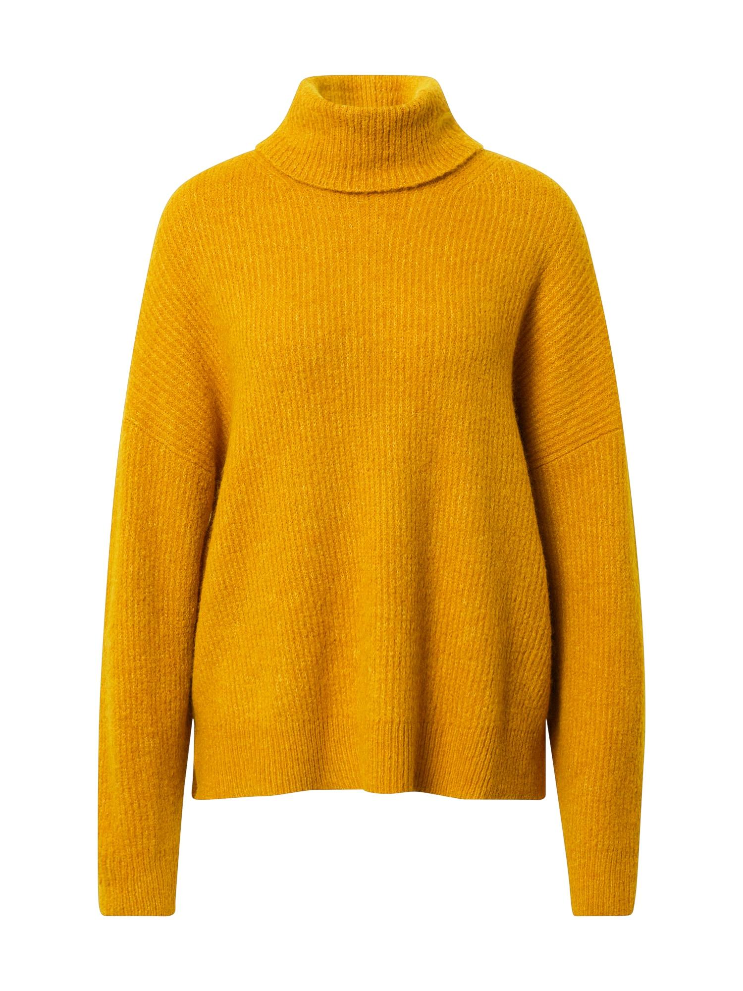 Rich & Royal Megztinis geltona