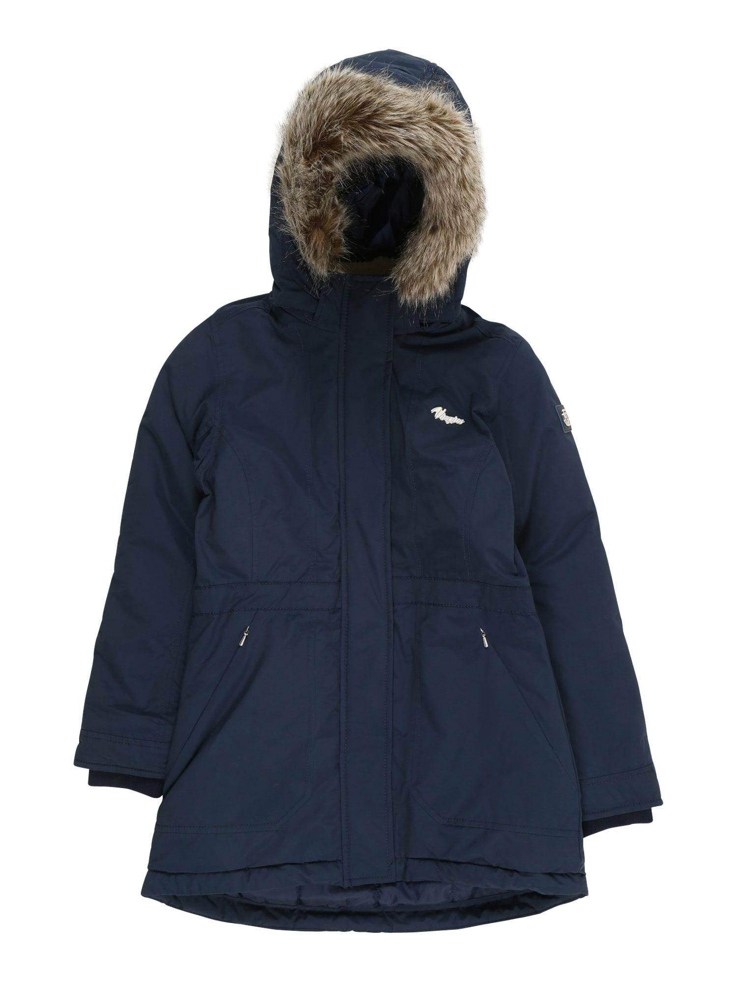 VINGINO Zimní bunda 'Trijne'  tmavě modrá