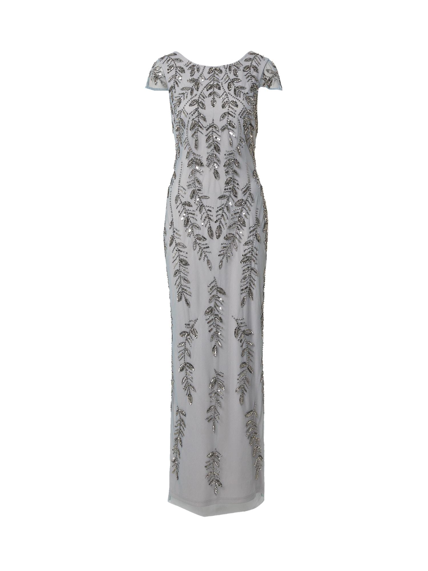 Adrianna Papell Vakarinė suknelė tamsiai pilka