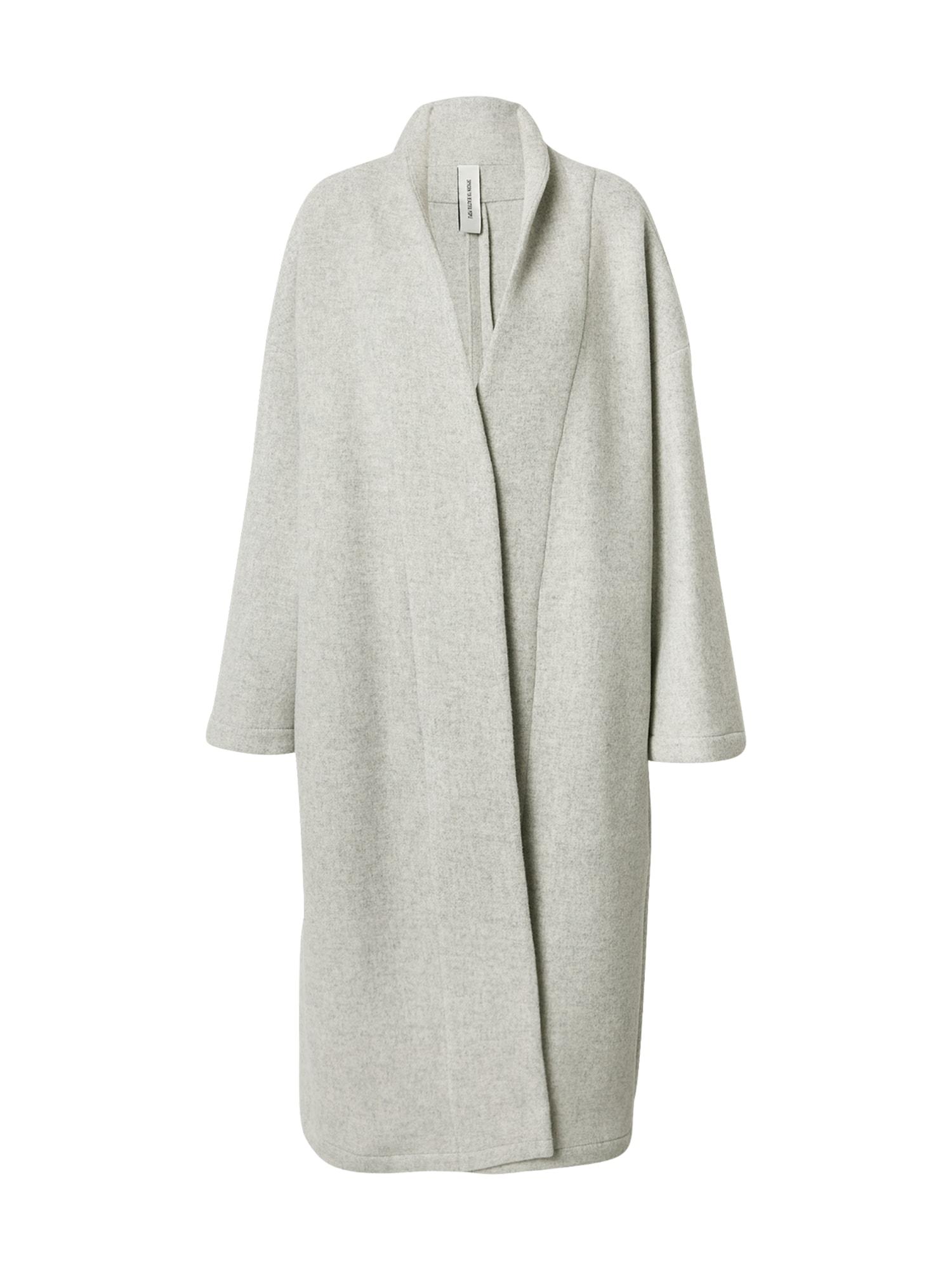 DRYKORN Rudeninis-žieminis paltas 'BANBURRY' pilka