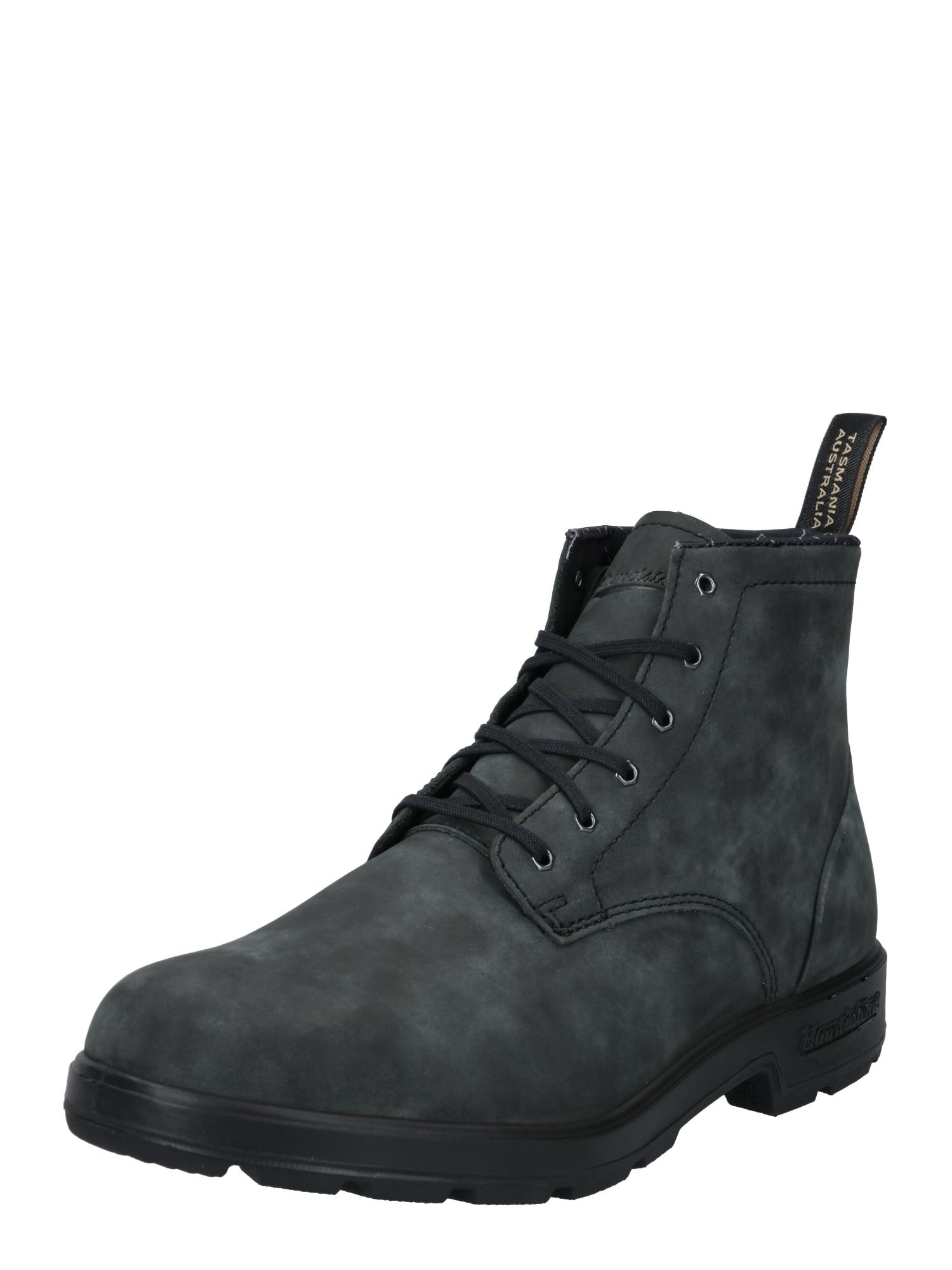 Blundstone Šněrovací boty '1931'  černý melír