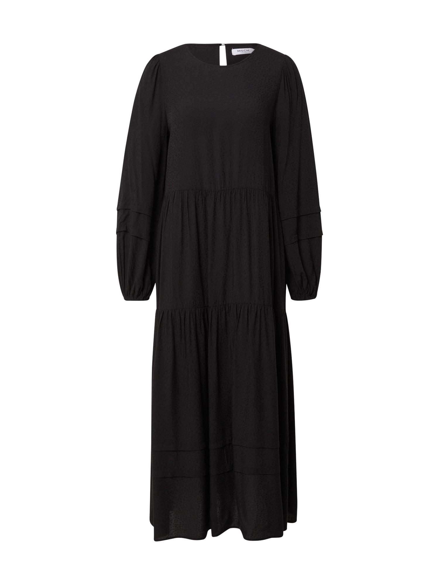 MOSS COPENHAGEN Šaty 'Celesta'  černá