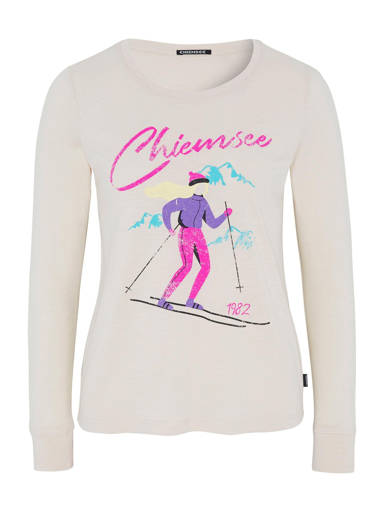 CHIEMSEE Funkční tričko 'Hekla'  bílá