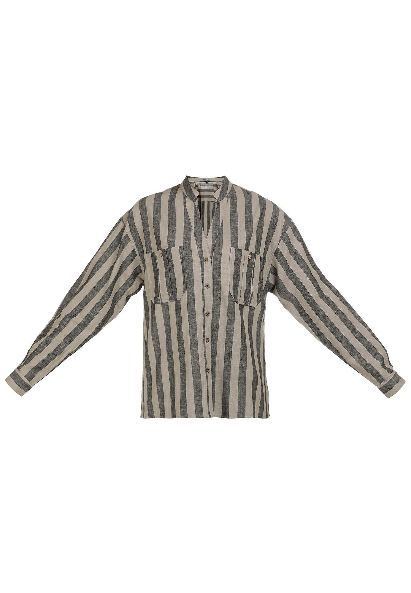 DreiMaster Vintage Palaidinė juoda / kūno spalva