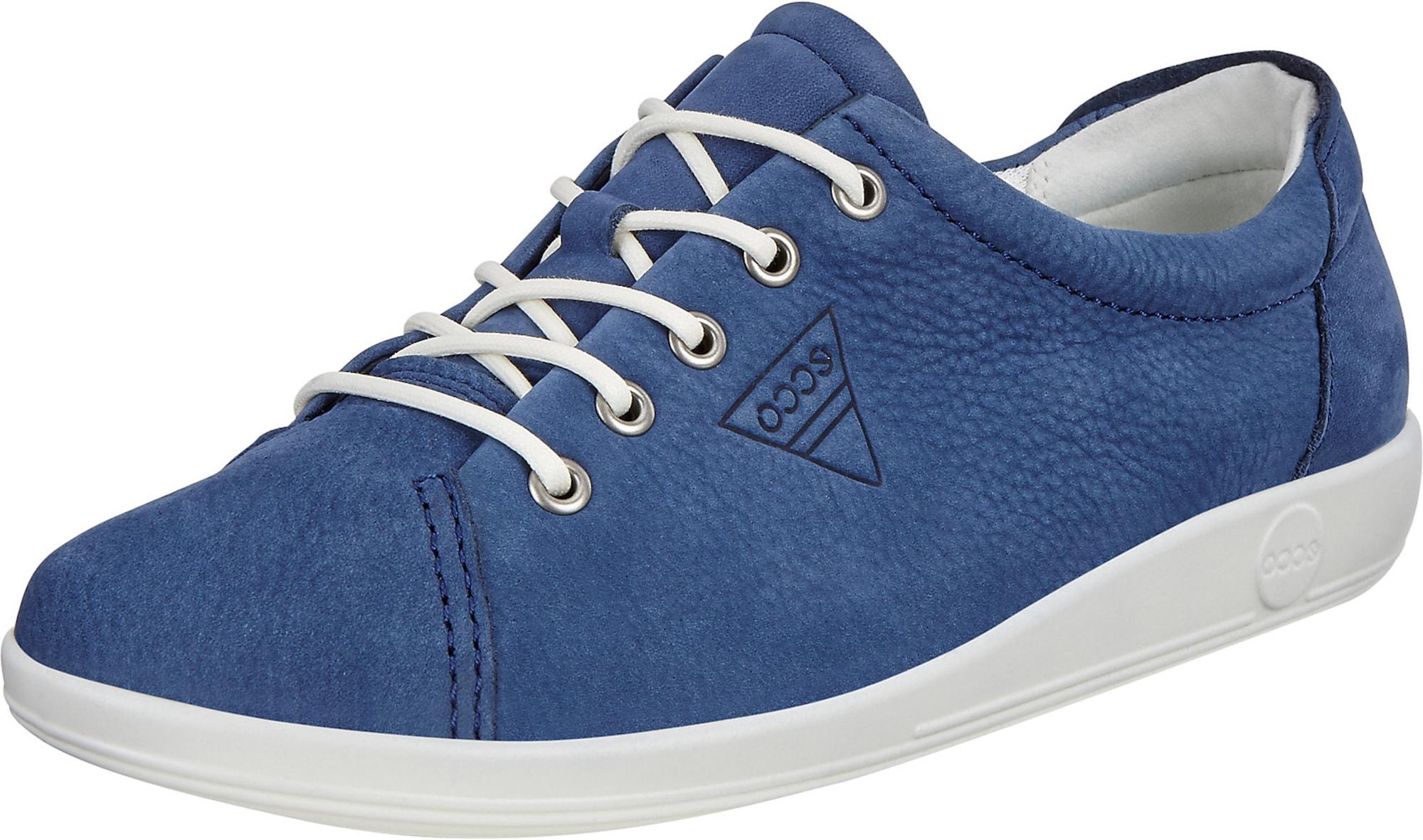 ECCO Sportinio stiliaus batai su raišteliais dangaus žydra