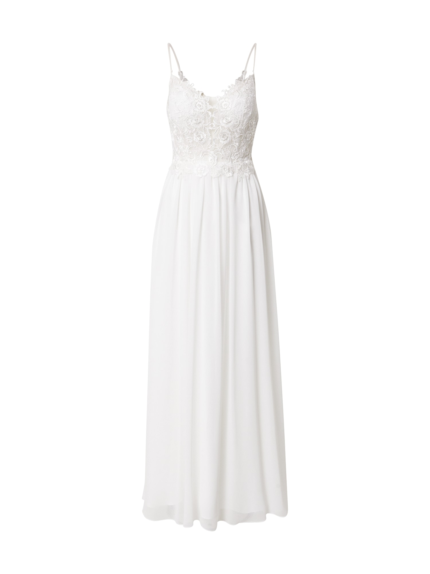 mascara Vakarinė suknelė balta