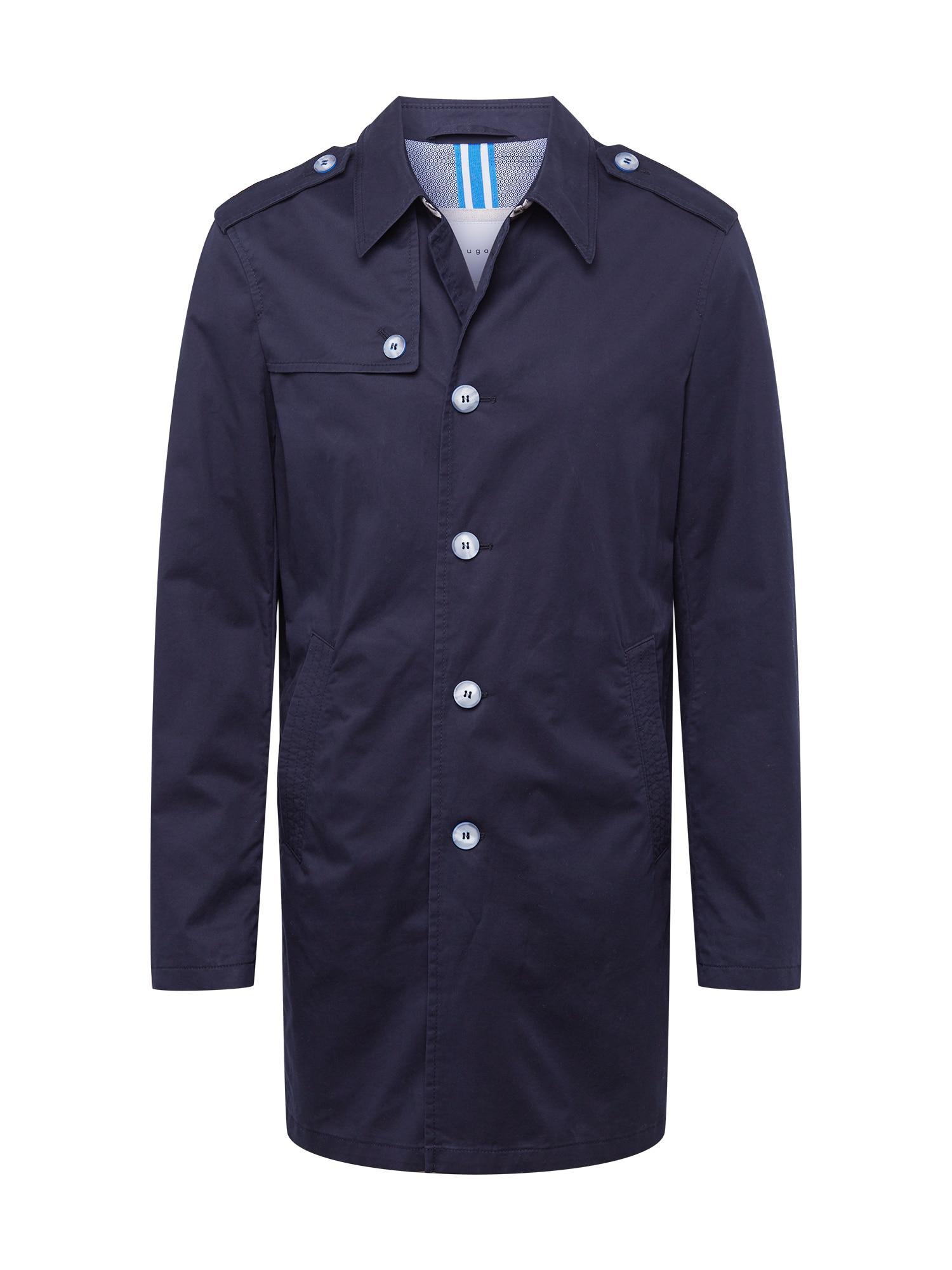 bugatti Demisezoninis paltas tamsiai mėlyna