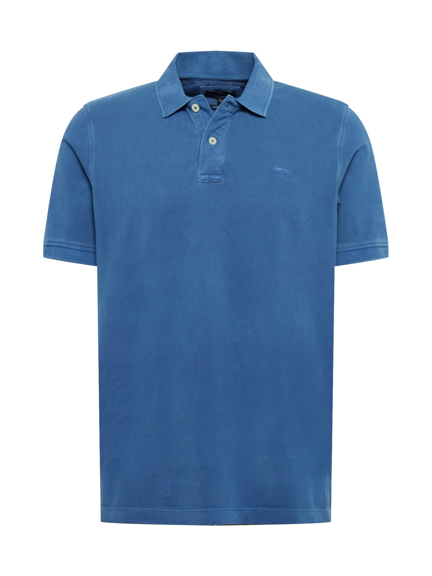 FYNCH-HATTON Marškinėliai tamsiai mėlyna