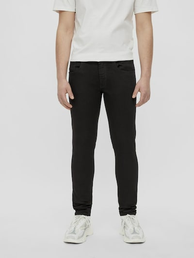 Jay Reactive Jeans in Schwarz
