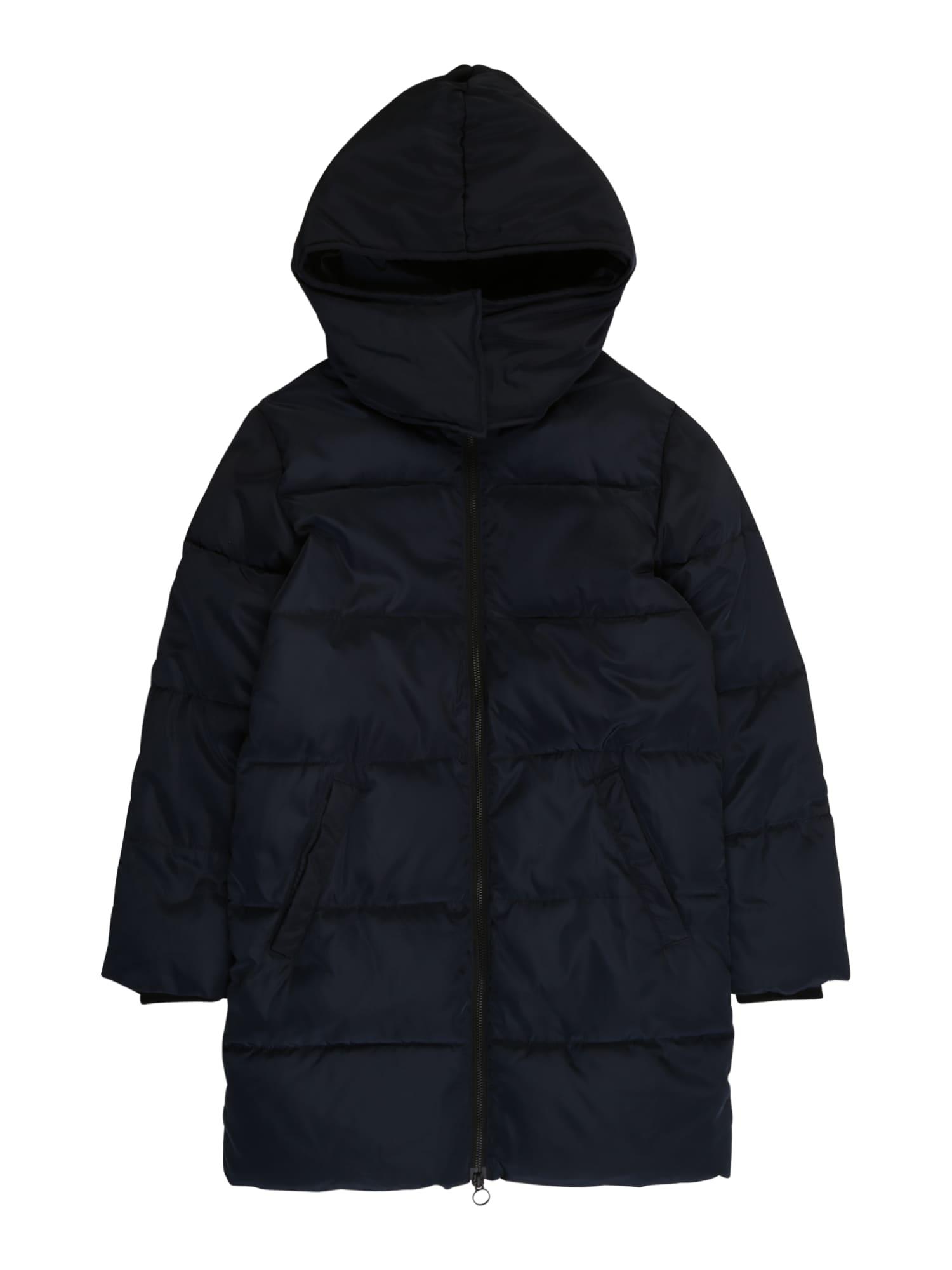 NAME IT Přechodná bunda  noční modrá