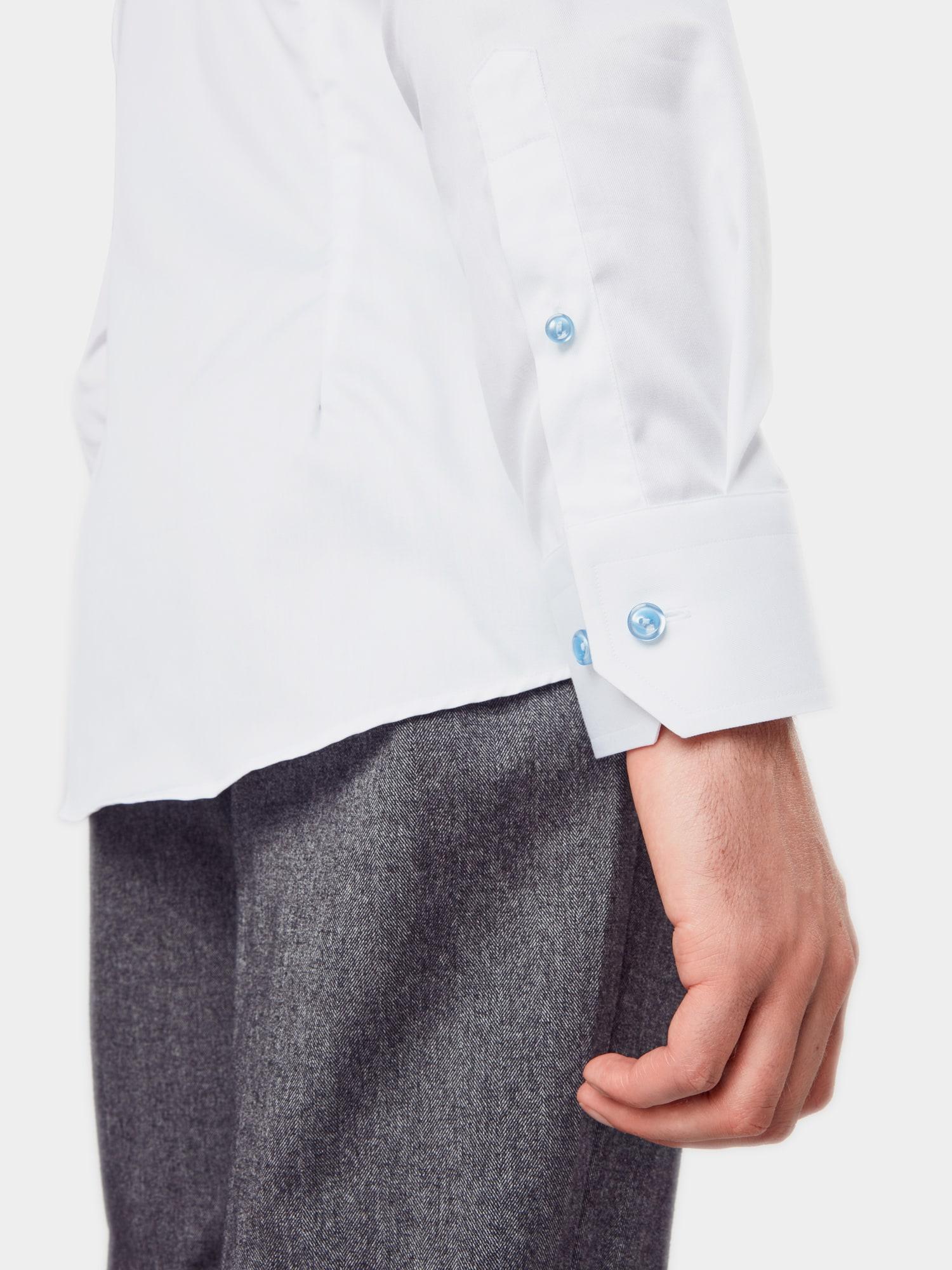 ETON Biznis košeľa 'Signature Twill'  biela.