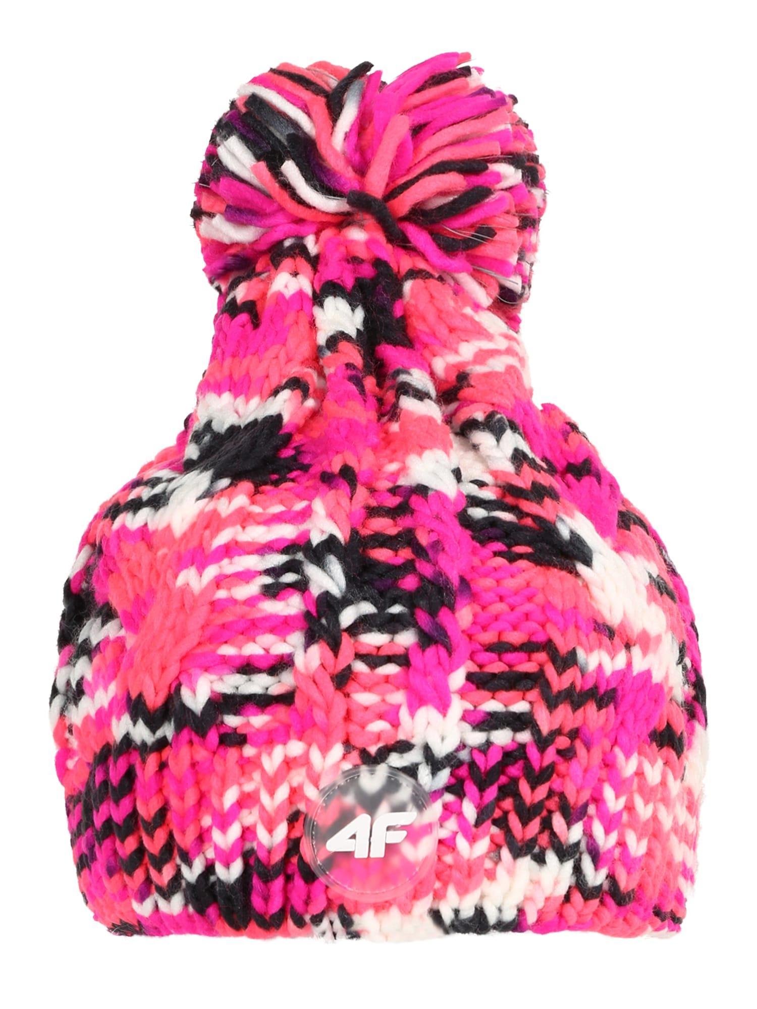 4F Sportinė kepurė rožinė