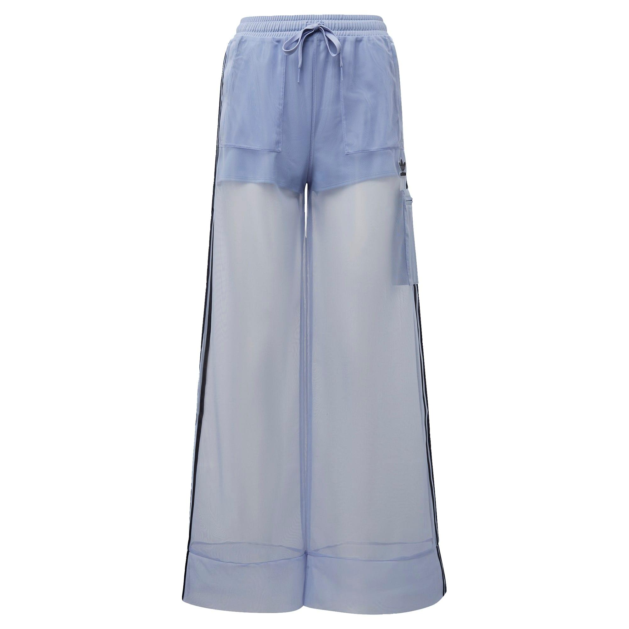 ADIDAS ORIGINALS Kelnės pastelinė mėlyna