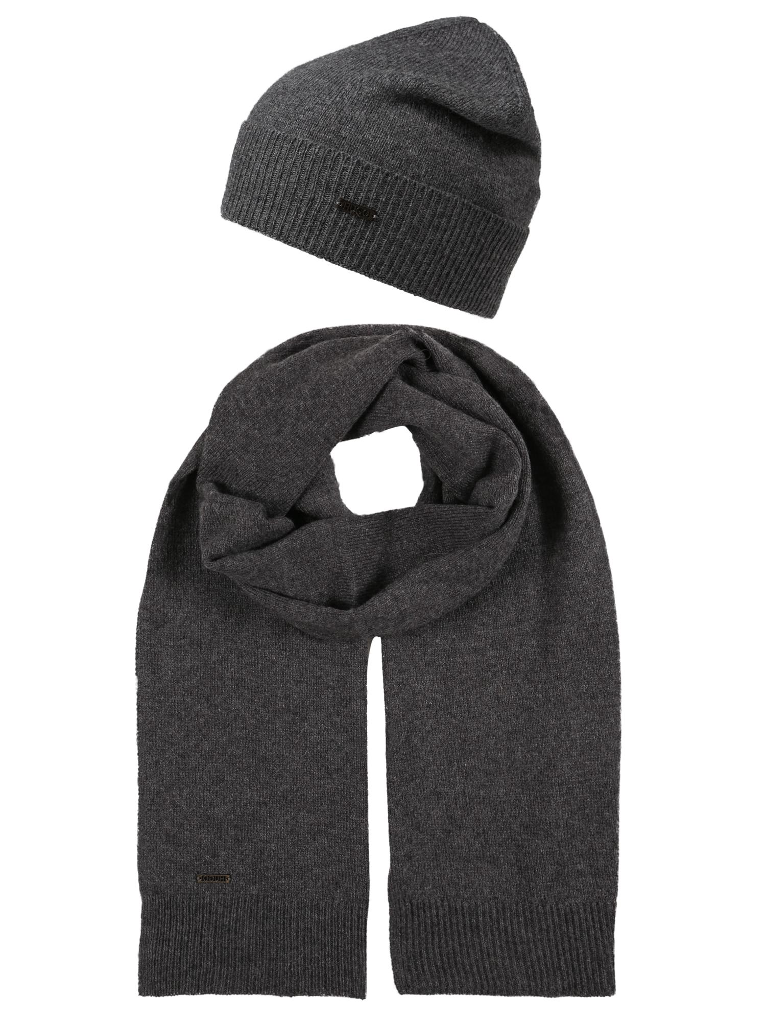 HUGO Megzta kepurė